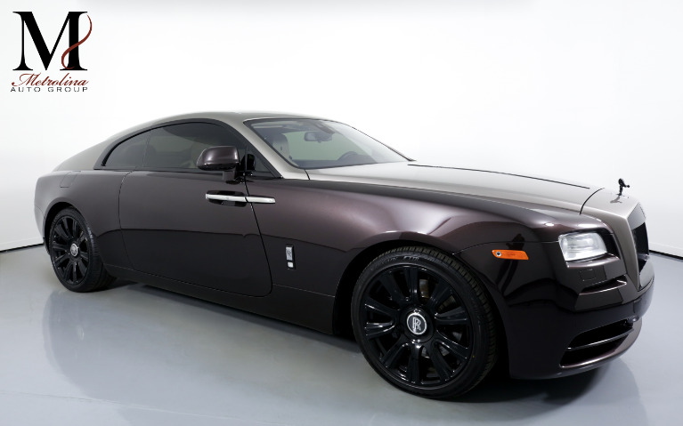 Used Used 2014 Rolls-Royce Wraith for sale $159,996 at Metrolina Auto Group in Charlotte NC