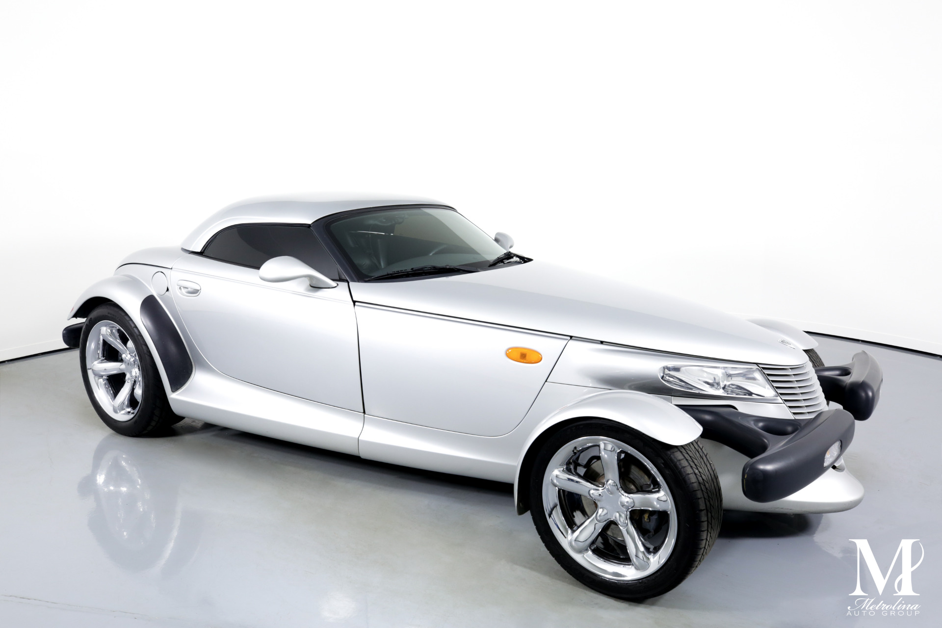 Used 2001 Chrysler Prowler for sale $25,996 at Metrolina Auto Group in Charlotte NC 28217 - 2