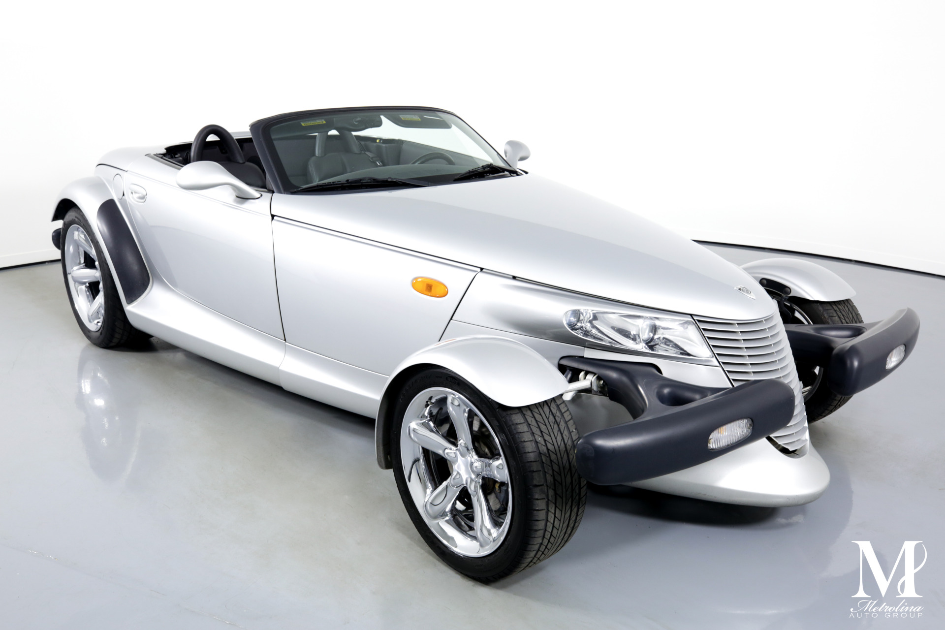 Used 2001 Chrysler Prowler for sale $25,996 at Metrolina Auto Group in Charlotte NC 28217 - 3