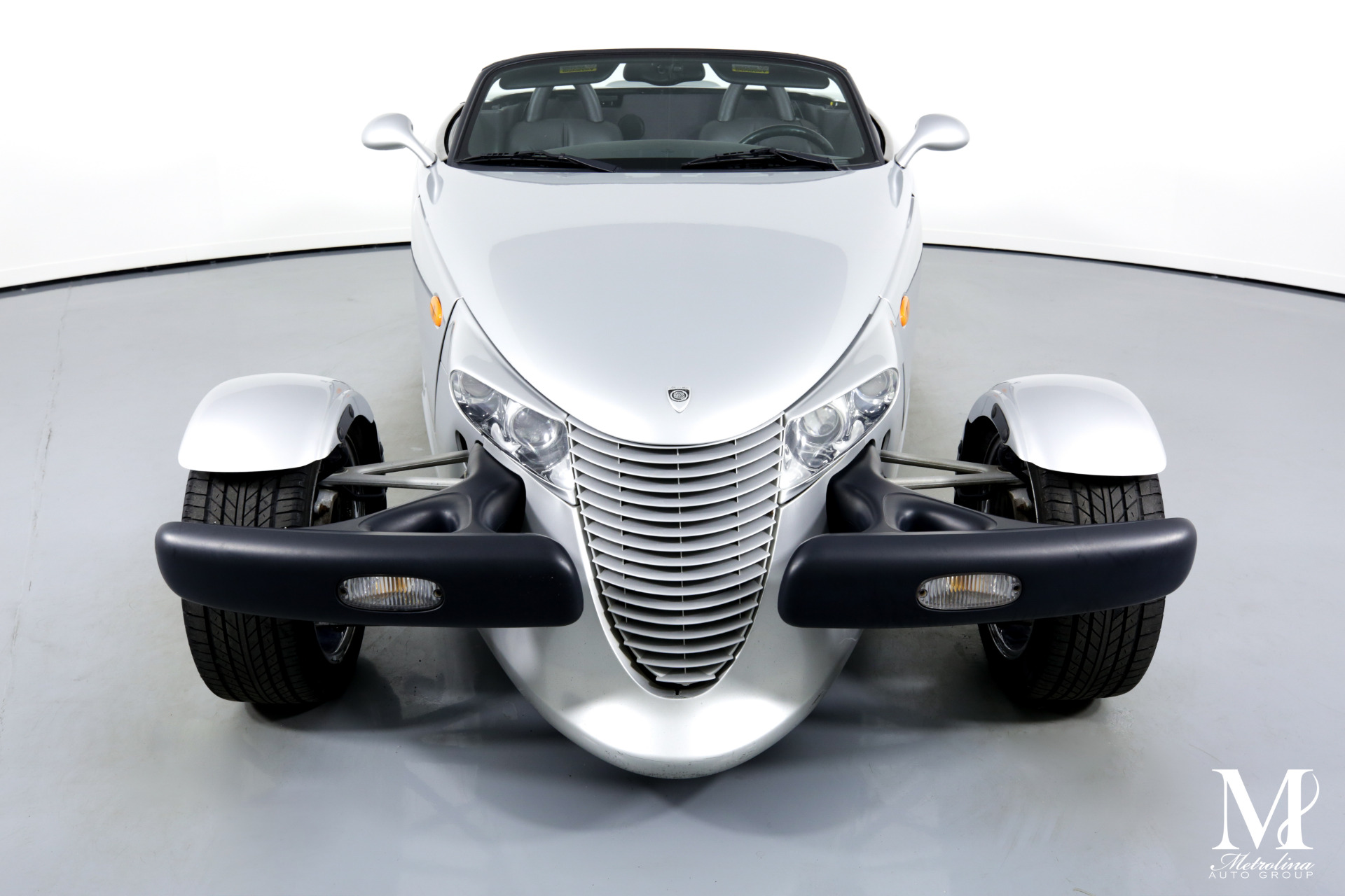 Used 2001 Chrysler Prowler for sale $25,996 at Metrolina Auto Group in Charlotte NC 28217 - 4