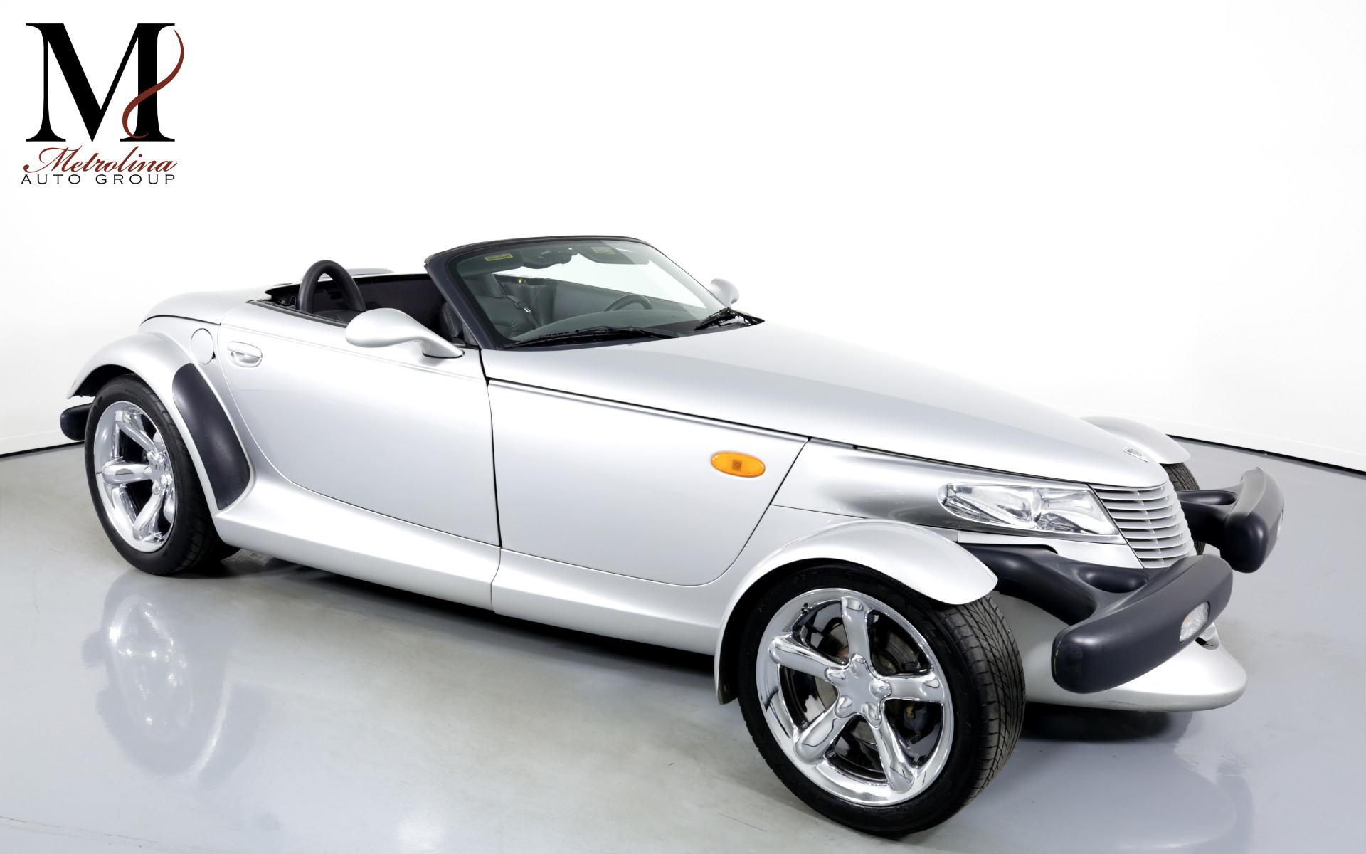 Used 2001 Chrysler Prowler for sale $25,996 at Metrolina Auto Group in Charlotte NC 28217 - 1