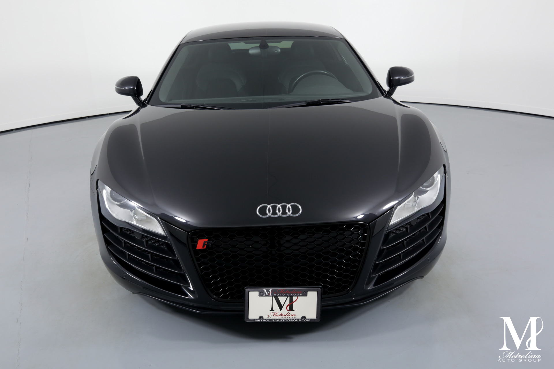Used 2009 Audi R8 quattro for sale $62,996 at Metrolina Auto Group in Charlotte NC 28217 - 3
