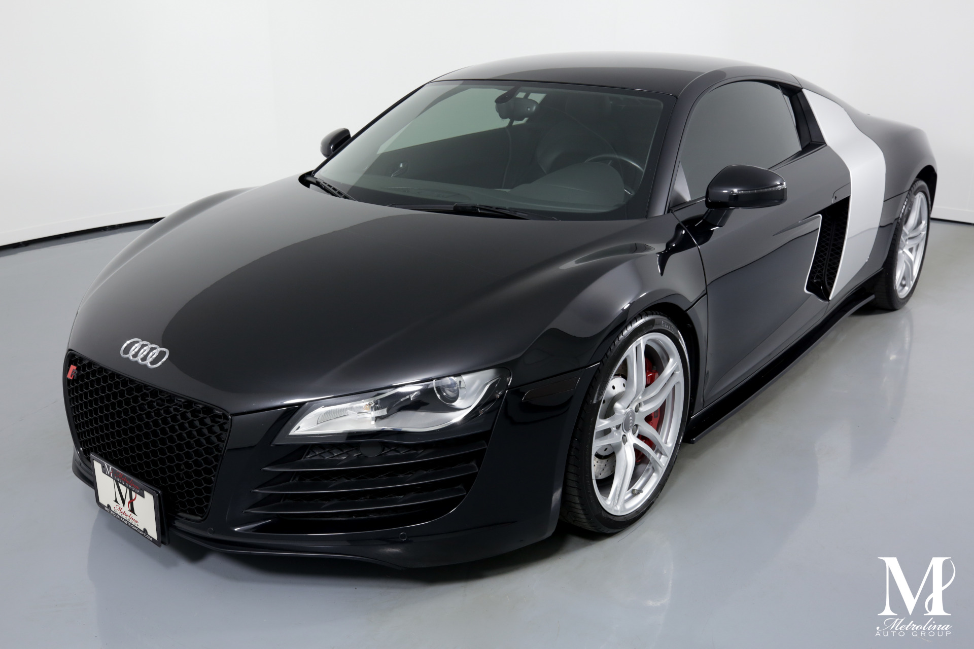 Used 2009 Audi R8 quattro for sale $62,996 at Metrolina Auto Group in Charlotte NC 28217 - 4