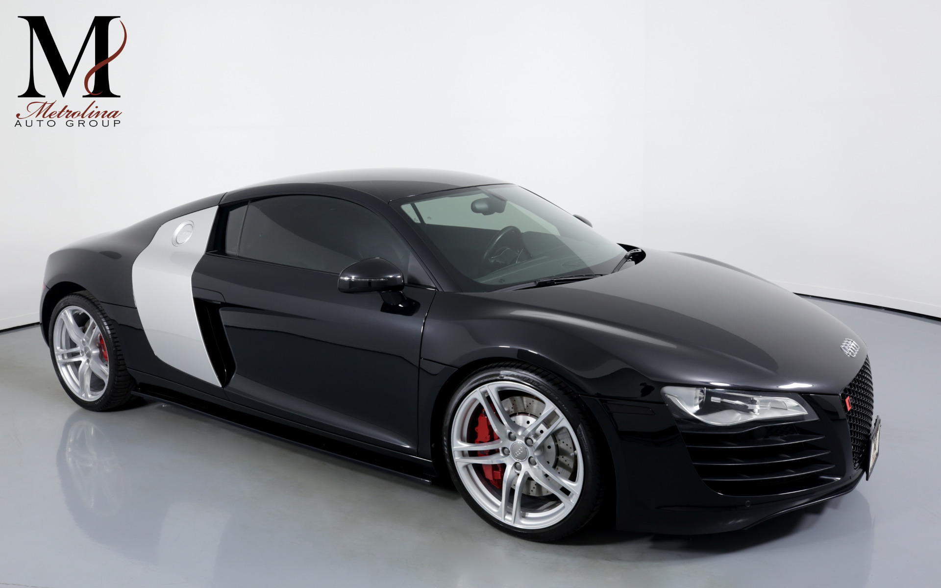 Used 2009 Audi R8 quattro for sale $62,996 at Metrolina Auto Group in Charlotte NC 28217 - 1