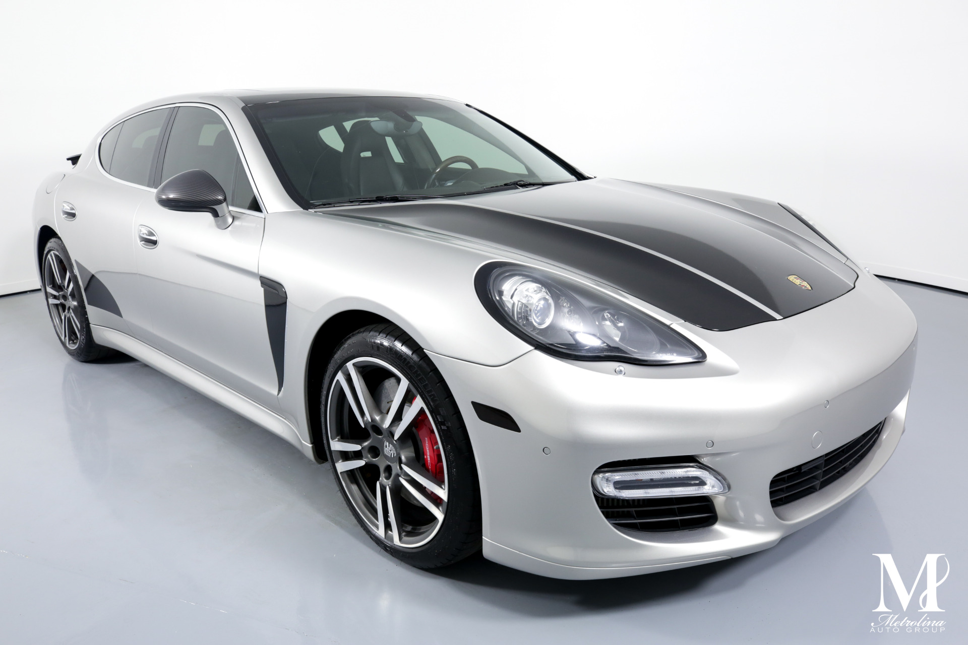 Used 2012 Porsche Panamera Turbo for sale $51,996 at Metrolina Auto Group in Charlotte NC 28217 - 2