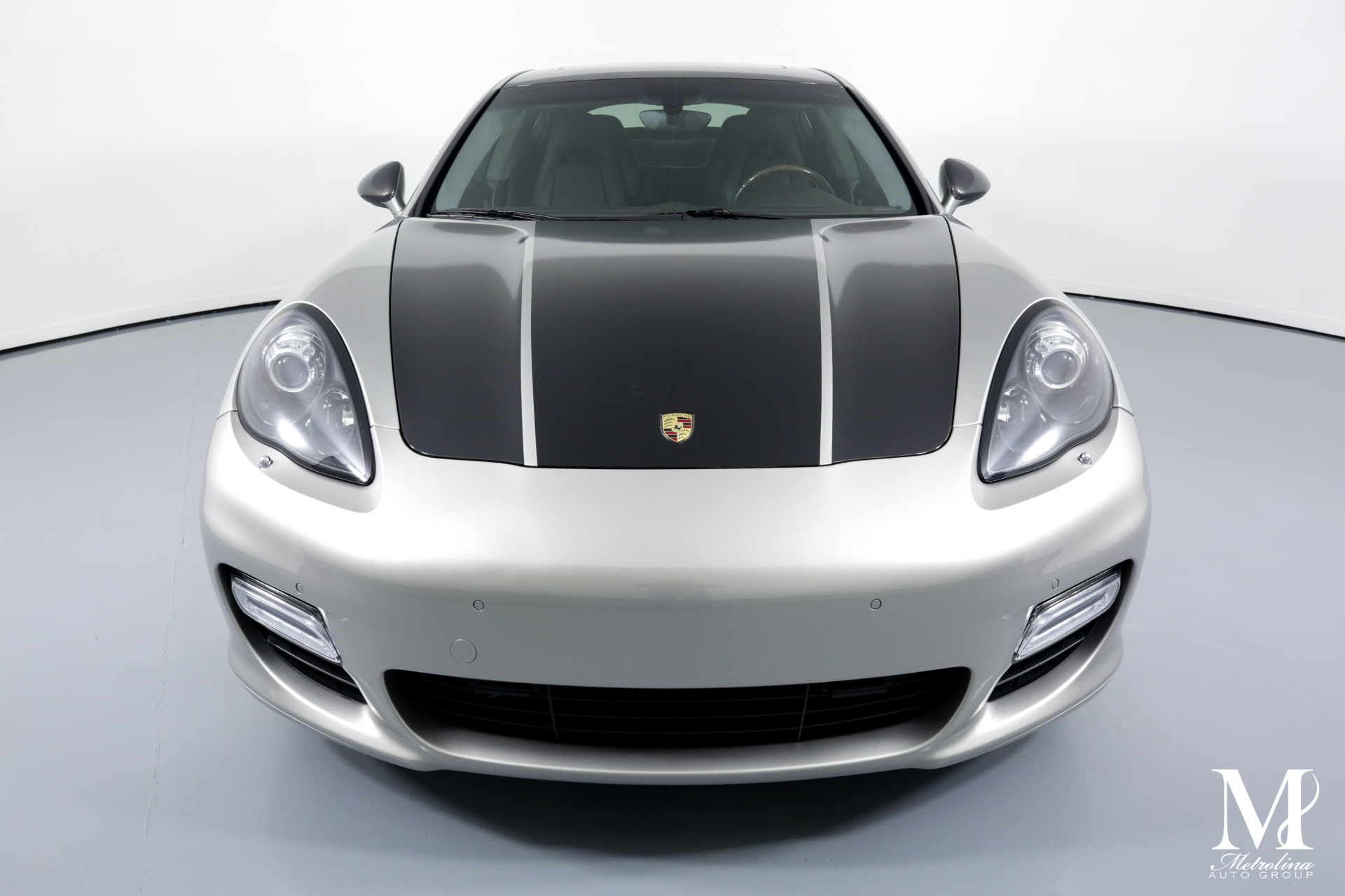 Used 2012 Porsche Panamera Turbo for sale $51,996 at Metrolina Auto Group in Charlotte NC 28217 - 3