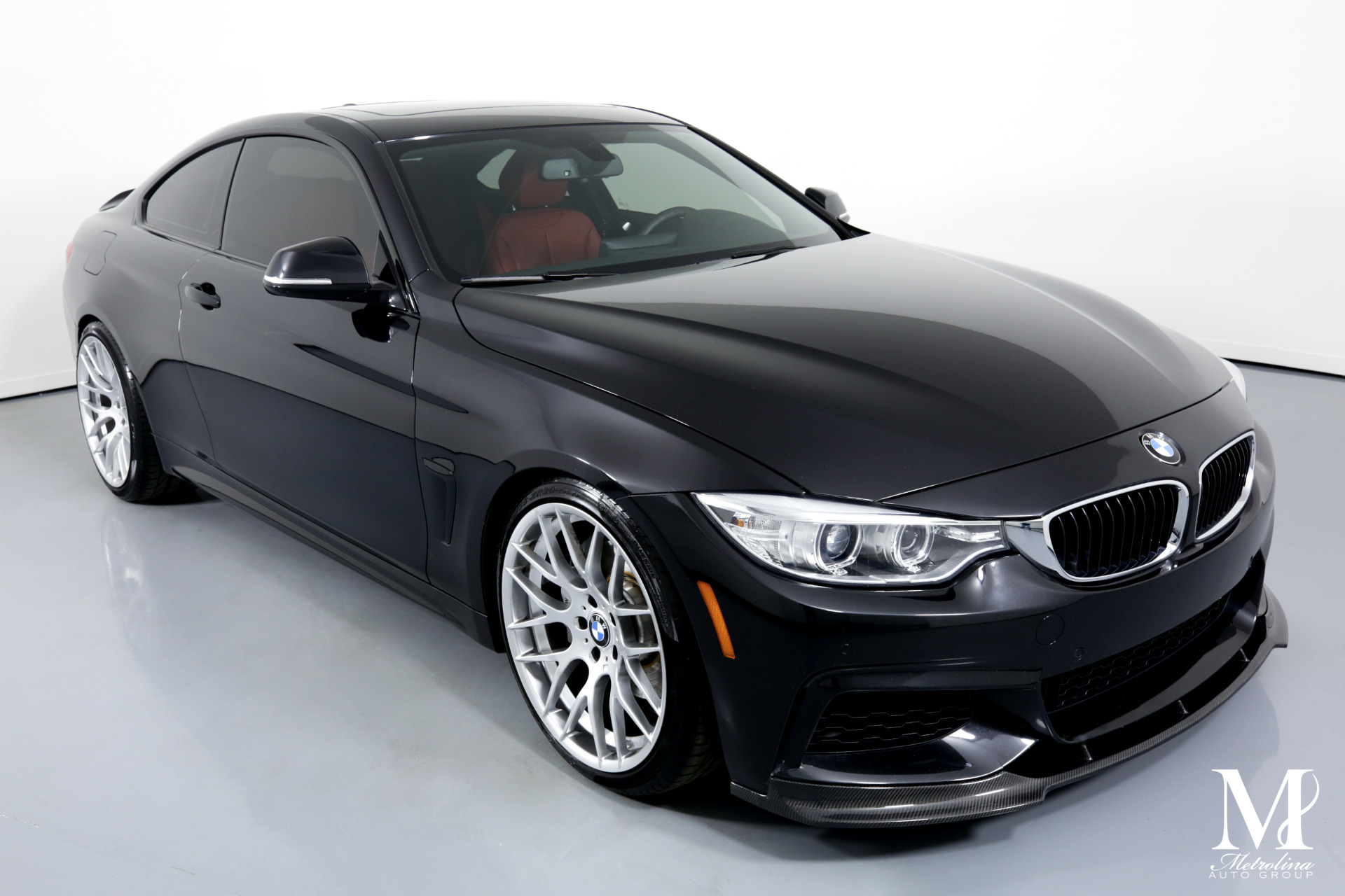 Used 2015 BMW 4 Series 435i for sale Sold at Metrolina Auto Group in Charlotte NC 28217 - 2