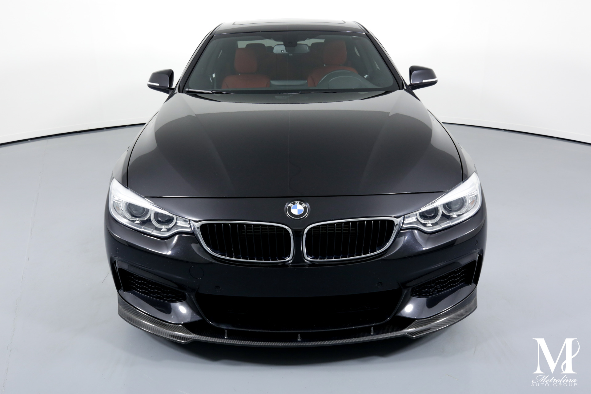 Used 2015 BMW 4 Series 435i for sale Sold at Metrolina Auto Group in Charlotte NC 28217 - 3