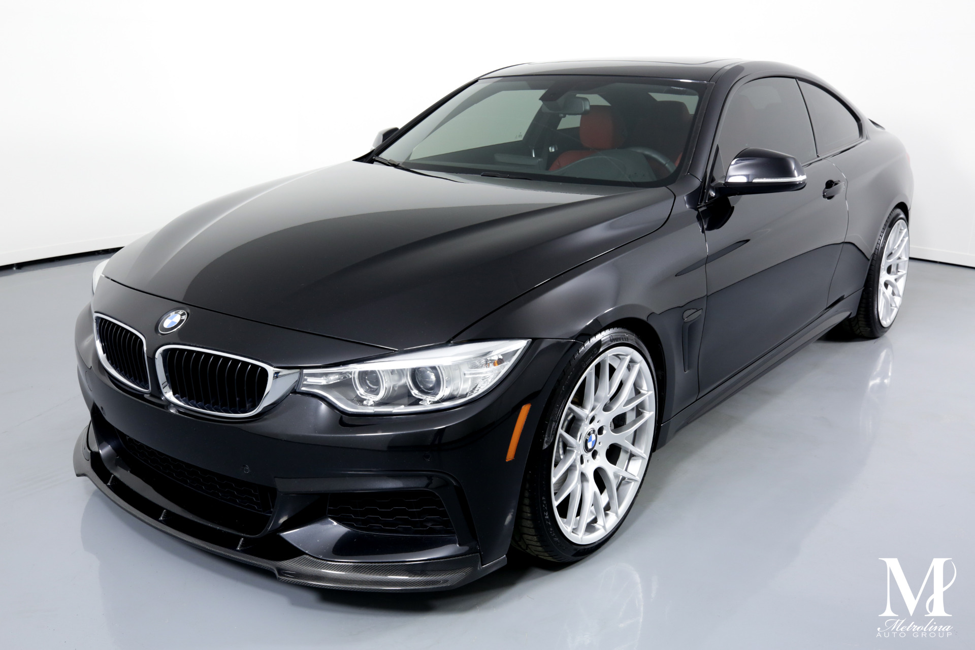 Used 2015 BMW 4 Series 435i for sale Sold at Metrolina Auto Group in Charlotte NC 28217 - 4