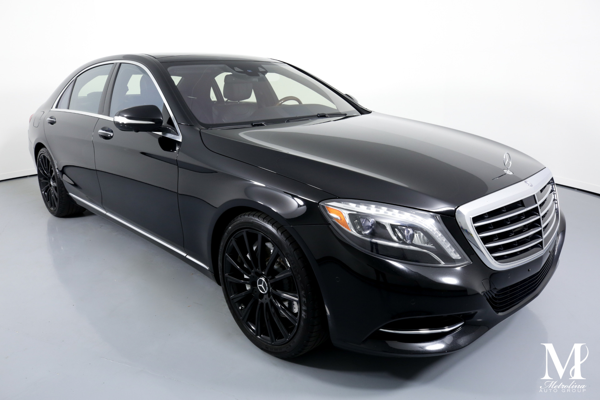 Used 2014 Mercedes-Benz S-Class S 550 for sale $38,456 at Metrolina Auto Group in Charlotte NC 28217 - 2