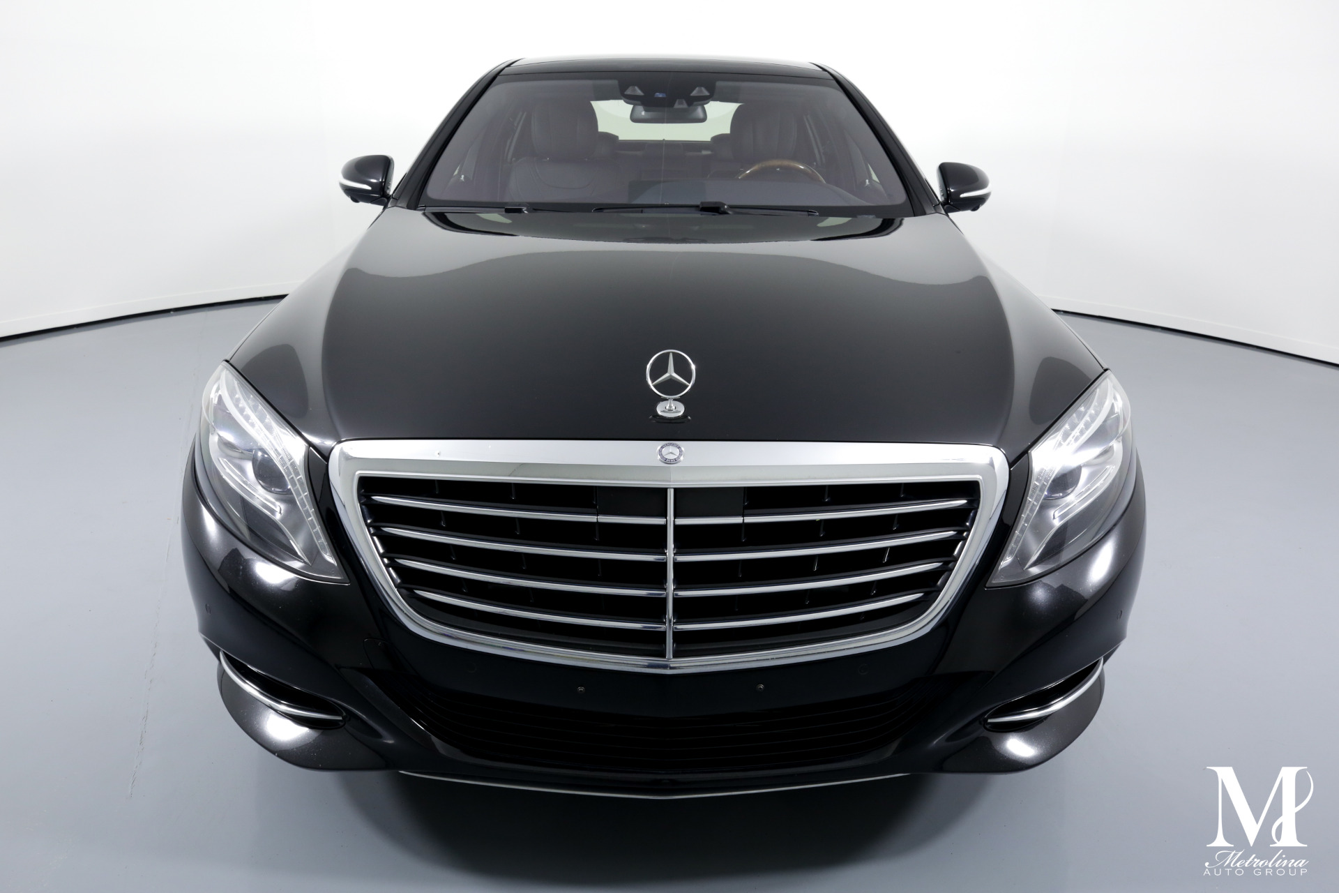 Used 2014 Mercedes-Benz S-Class S 550 for sale $38,456 at Metrolina Auto Group in Charlotte NC 28217 - 3