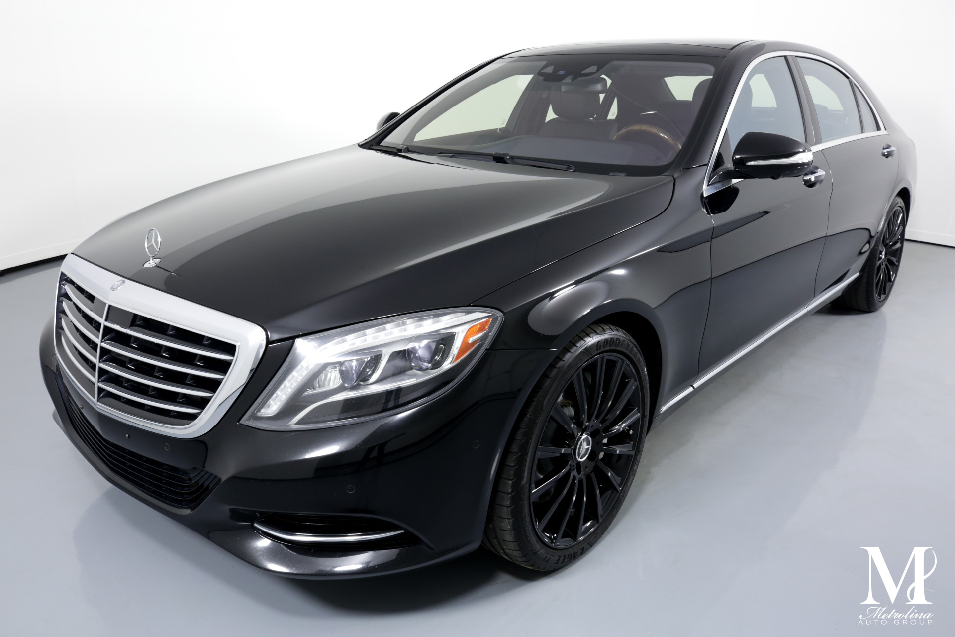 Used 2014 Mercedes-Benz S-Class S 550 for sale $38,456 at Metrolina Auto Group in Charlotte NC 28217 - 4