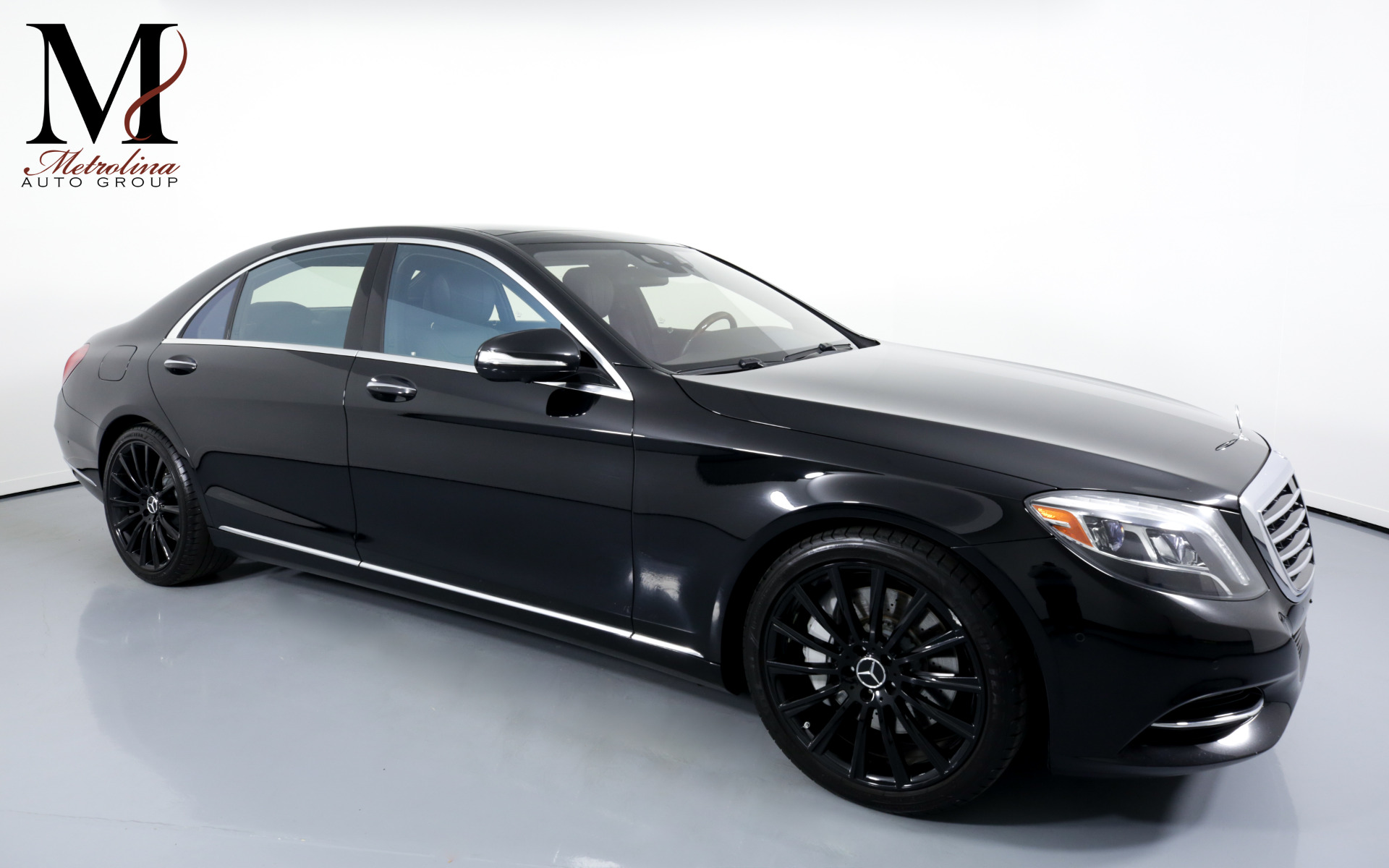 Used 2014 Mercedes-Benz S-Class S 550 for sale Sold at Metrolina Auto Group in Charlotte NC 28217 - 1