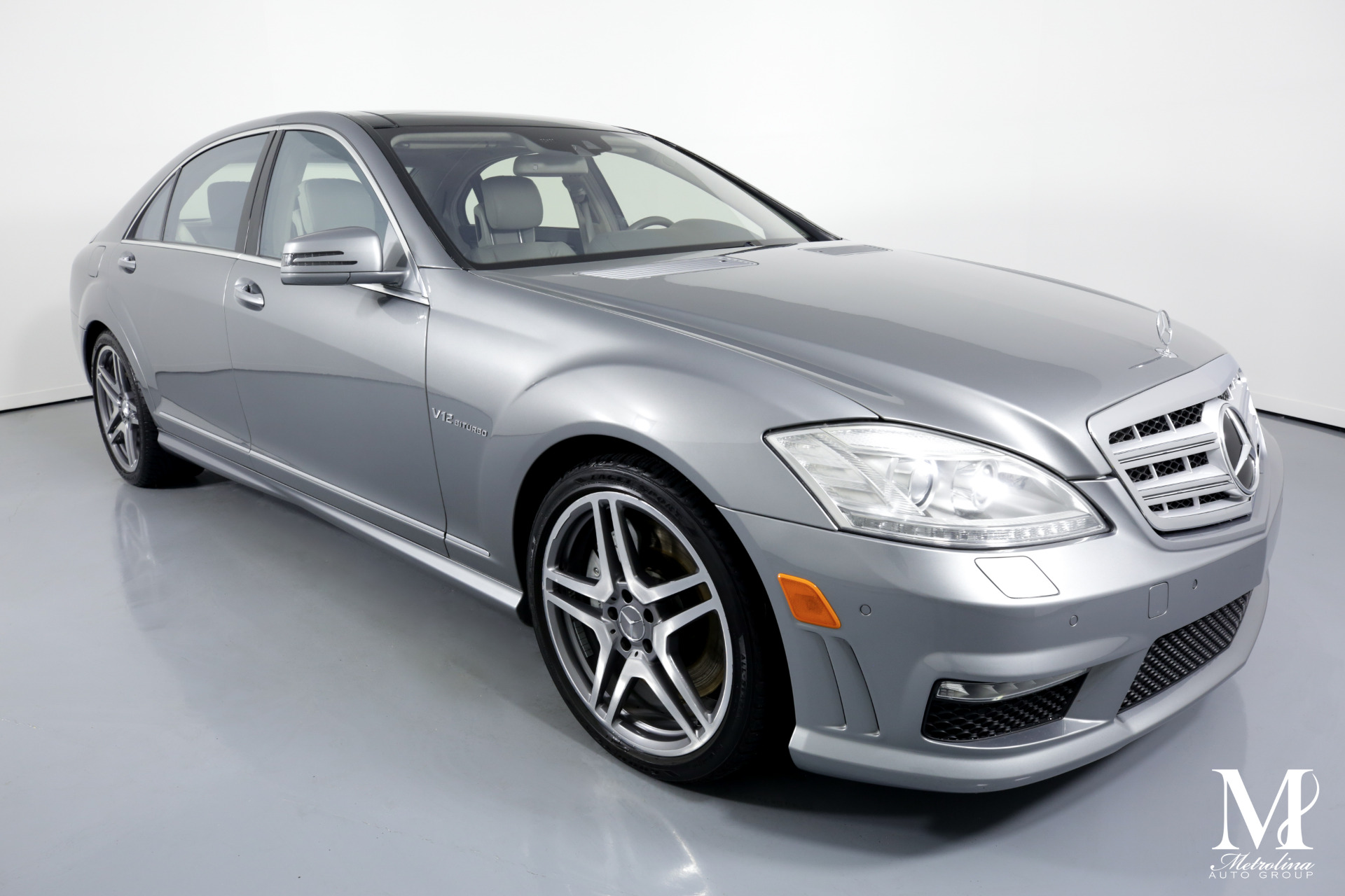 Used 2010 Mercedes-Benz S-Class S 65 AMG for sale Sold at Metrolina Auto Group in Charlotte NC 28217 - 2