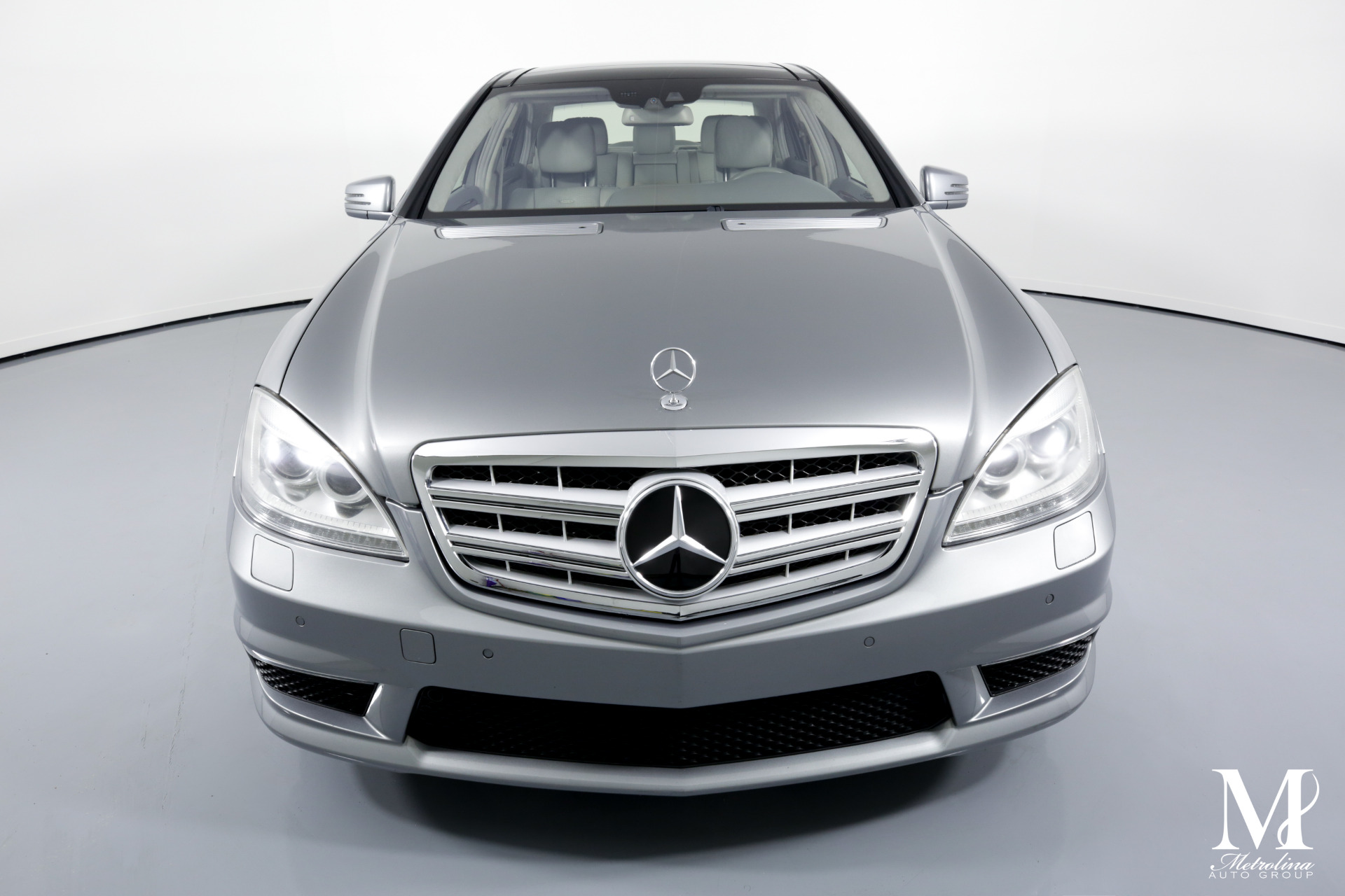 Used 2010 Mercedes-Benz S-Class S 65 AMG for sale Sold at Metrolina Auto Group in Charlotte NC 28217 - 3