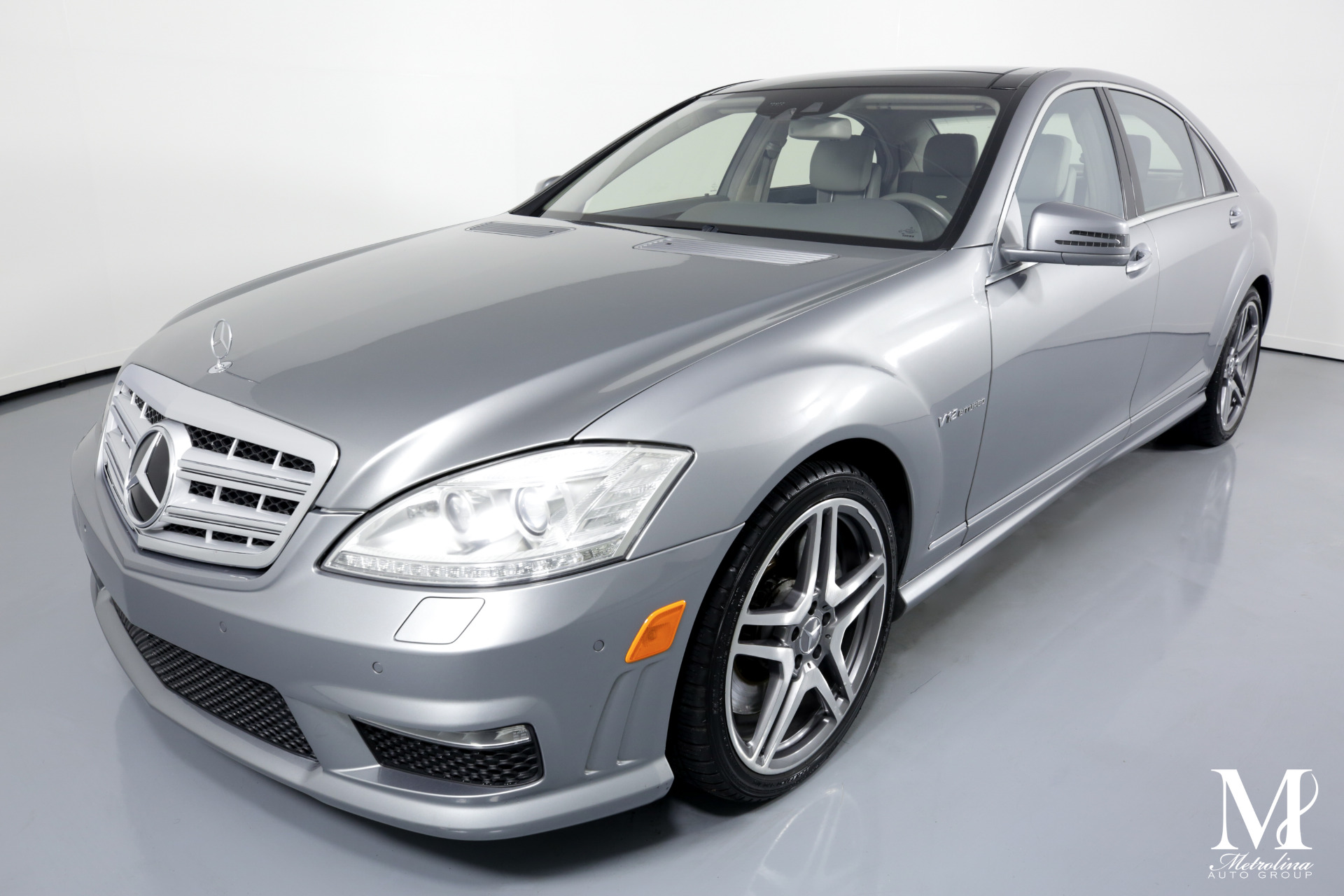 Used 2010 Mercedes-Benz S-Class S 65 AMG for sale Sold at Metrolina Auto Group in Charlotte NC 28217 - 4