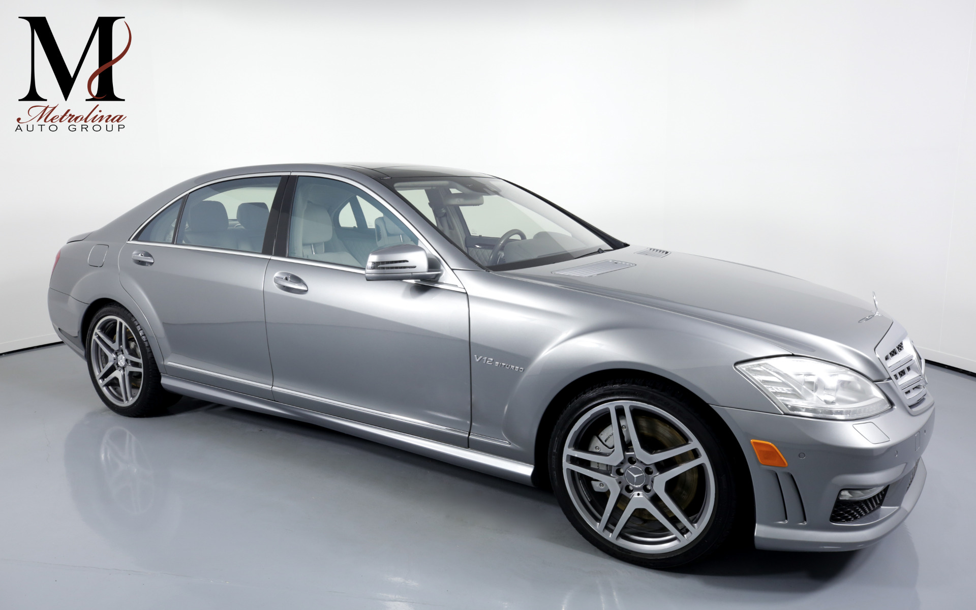 Used 2010 Mercedes-Benz S-Class S 65 AMG for sale Sold at Metrolina Auto Group in Charlotte NC 28217 - 1