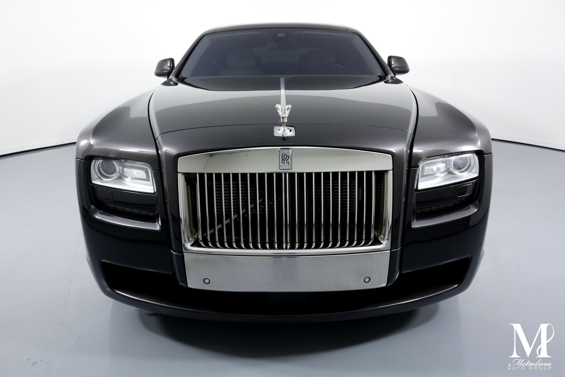 Used 2014 Rolls-Royce Ghost for sale $124,996 at Metrolina Auto Group in Charlotte NC 28217 - 3