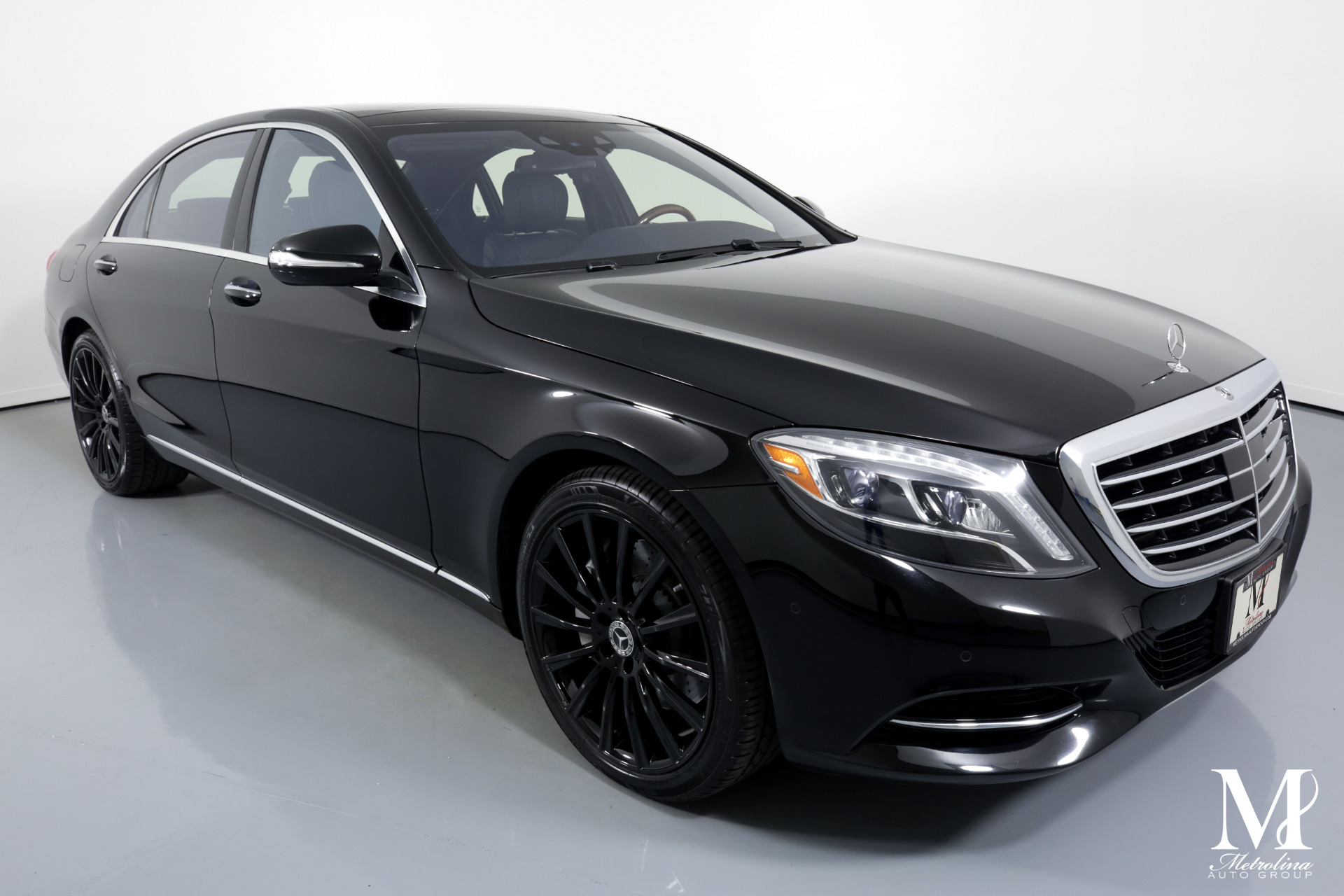Used 2017 Mercedes-Benz S-Class S 550 4MATIC for sale $54,996 at Metrolina Auto Group in Charlotte NC 28217 - 2