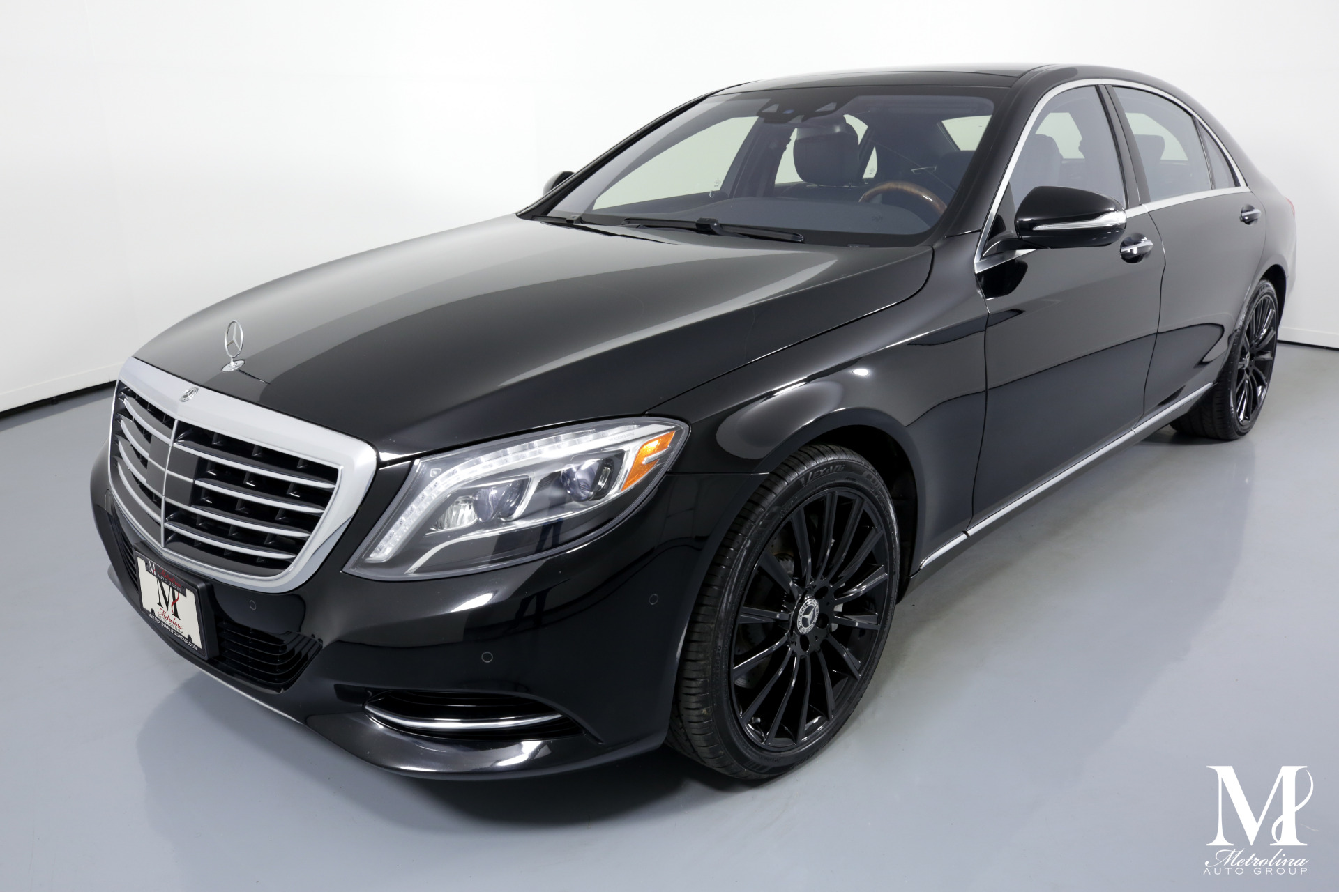 Used 2017 Mercedes-Benz S-Class S 550 4MATIC for sale $54,996 at Metrolina Auto Group in Charlotte NC 28217 - 4