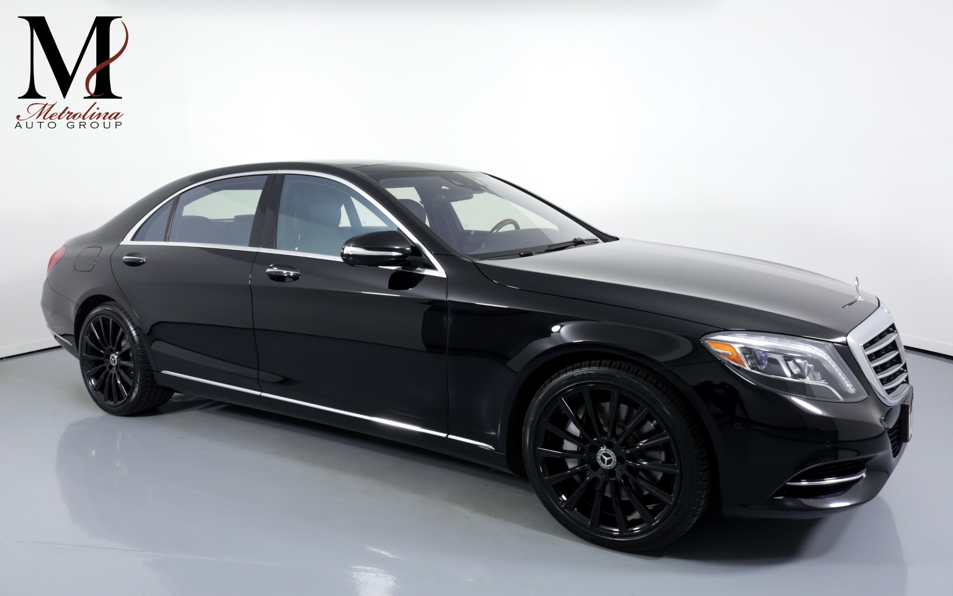 Used 2017 Mercedes-Benz S-Class S 550 4MATIC for sale $54,996 at Metrolina Auto Group in Charlotte NC 28217 - 1