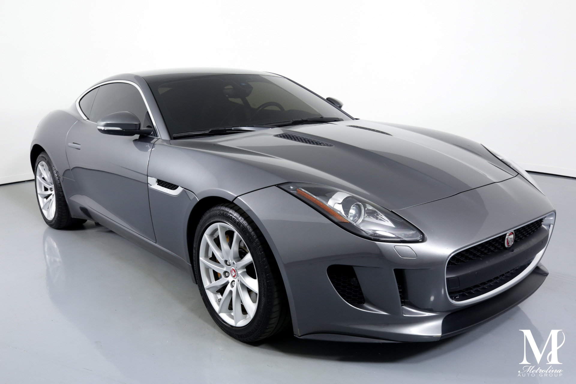 Used 2016 Jaguar F-TYPE for sale $29,996 at Metrolina Auto Group in Charlotte NC 28217 - 2