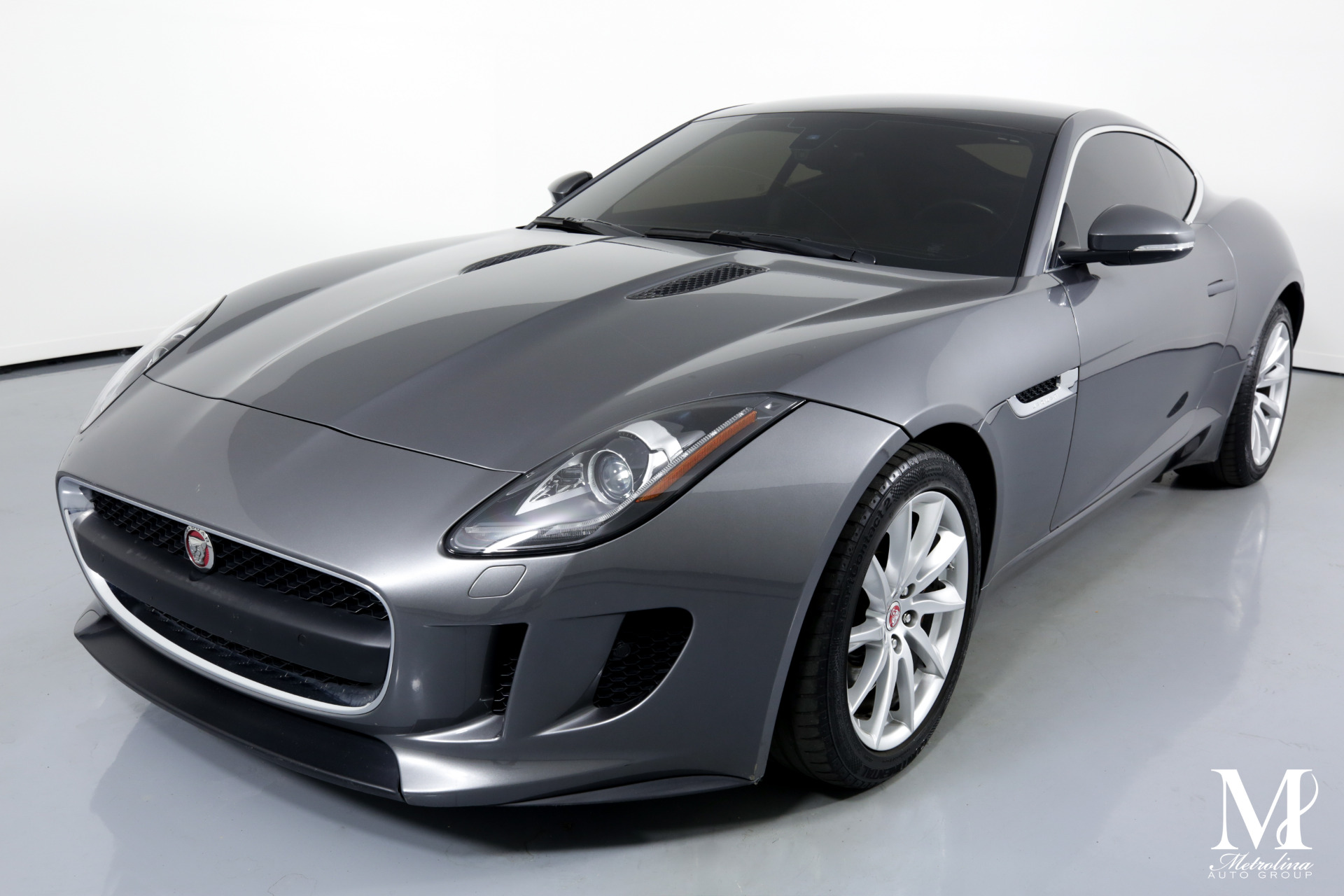 Used 2016 Jaguar F-TYPE for sale $29,996 at Metrolina Auto Group in Charlotte NC 28217 - 4