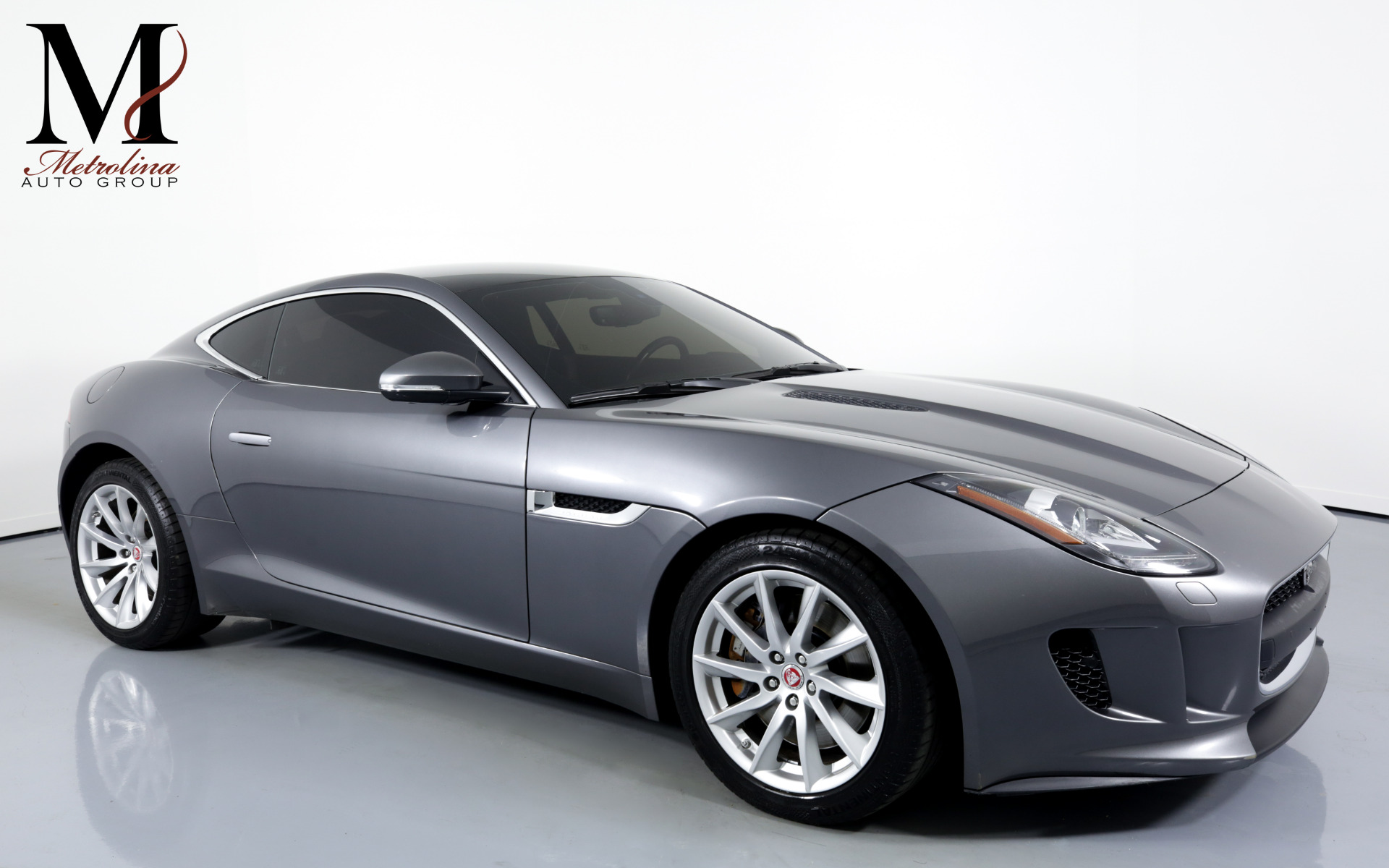 Used 2016 Jaguar F-TYPE for sale $29,996 at Metrolina Auto Group in Charlotte NC 28217 - 1