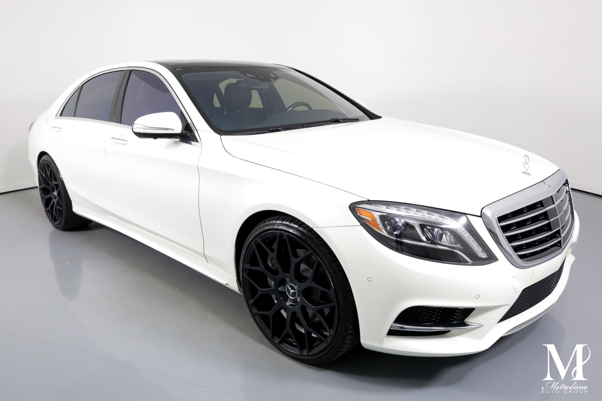 Used 2016 Mercedes-Benz S-Class S 550 for sale $45,996 at Metrolina Auto Group in Charlotte NC 28217 - 2