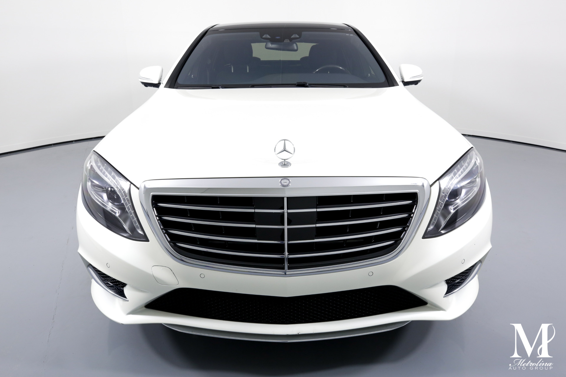Used 2016 Mercedes-Benz S-Class S 550 for sale $45,996 at Metrolina Auto Group in Charlotte NC 28217 - 3