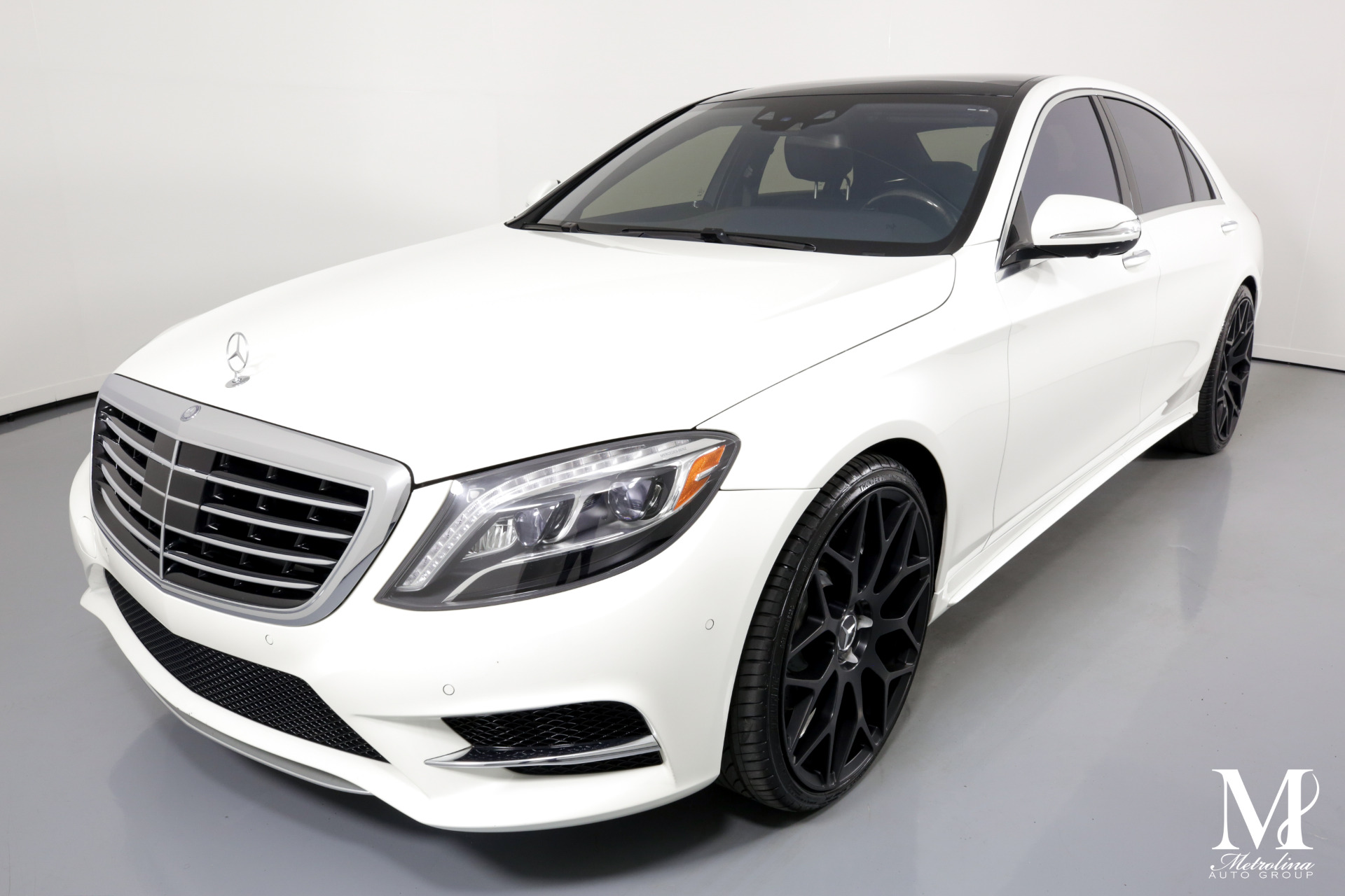 Used 2016 Mercedes-Benz S-Class S 550 for sale $45,996 at Metrolina Auto Group in Charlotte NC 28217 - 4