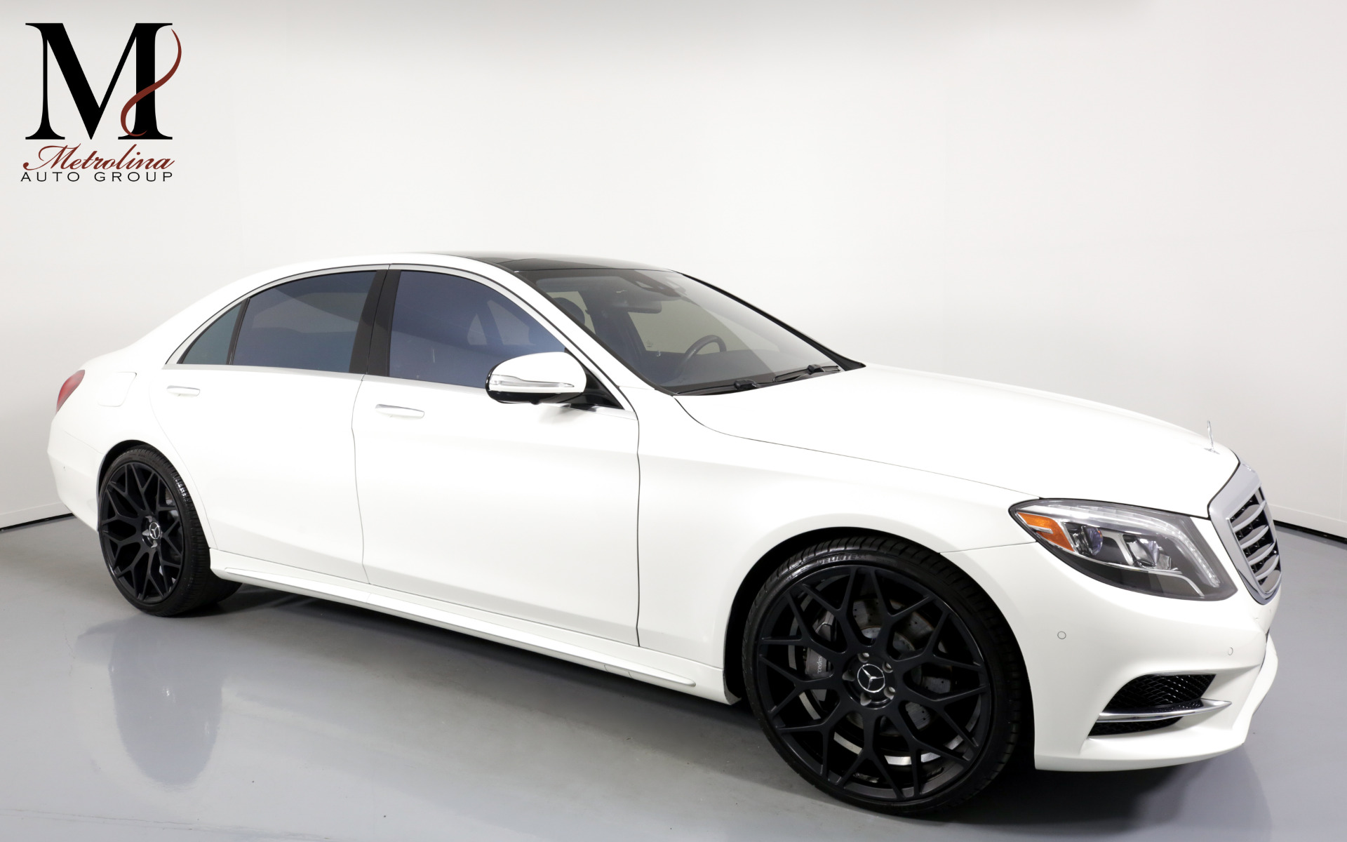 Used 2016 Mercedes-Benz S-Class S 550 for sale $45,996 at Metrolina Auto Group in Charlotte NC 28217 - 1