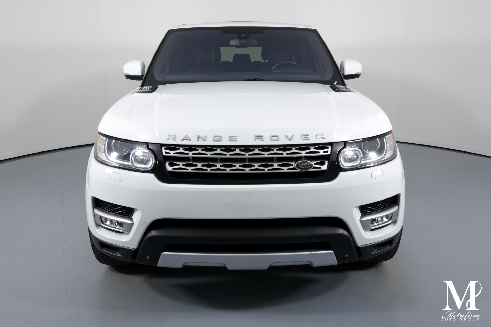 Used 2014 Land Rover Range Rover Sport HSE for sale $36,475 at Metrolina Auto Group in Charlotte NC 28217 - 3