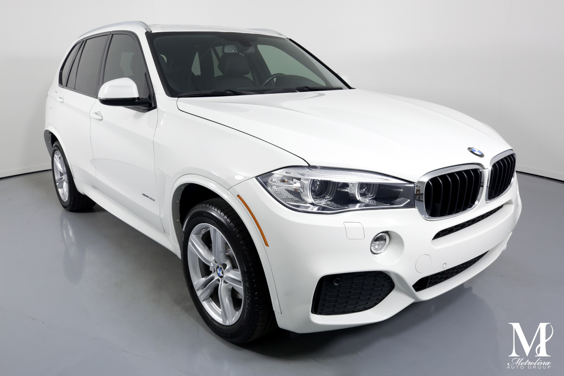 Used 2017 BMW X5 xDrive35i for sale $31,996 at Metrolina Auto Group in Charlotte NC 28217 - 2