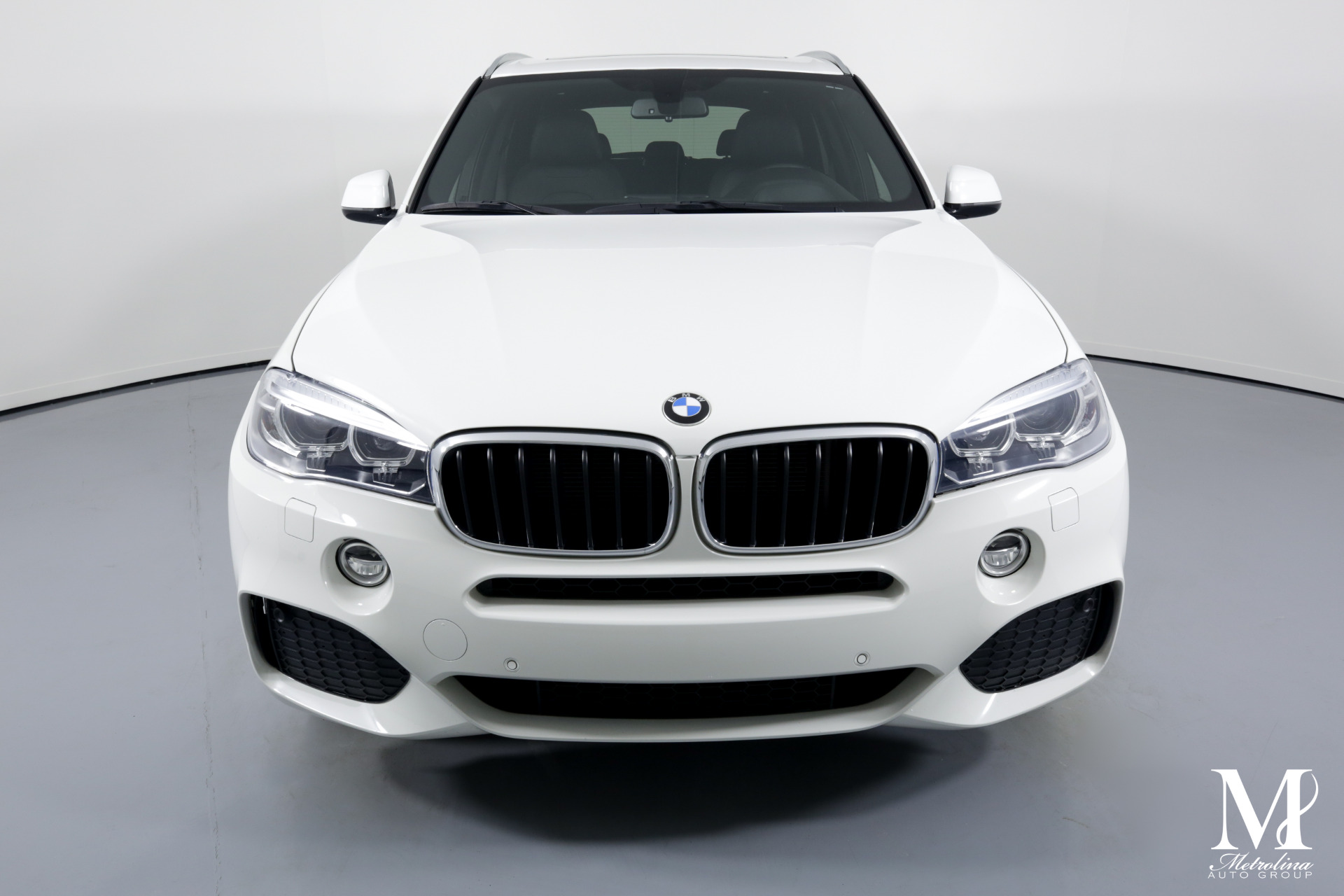 Used 2017 BMW X5 xDrive35i for sale $34,996 at Metrolina Auto Group in Charlotte NC 28217 - 3