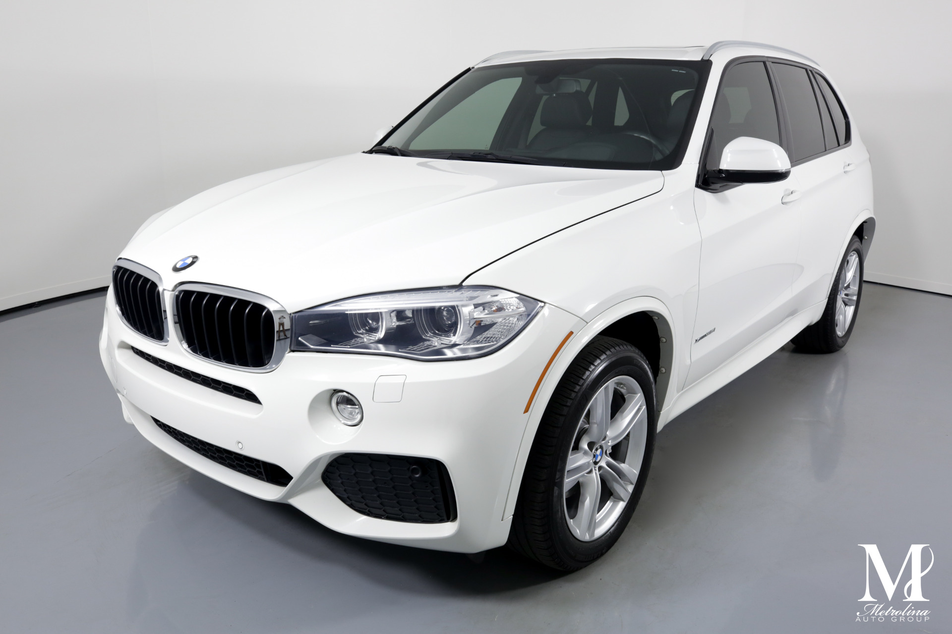 Used 2017 BMW X5 xDrive35i for sale $34,996 at Metrolina Auto Group in Charlotte NC 28217 - 4