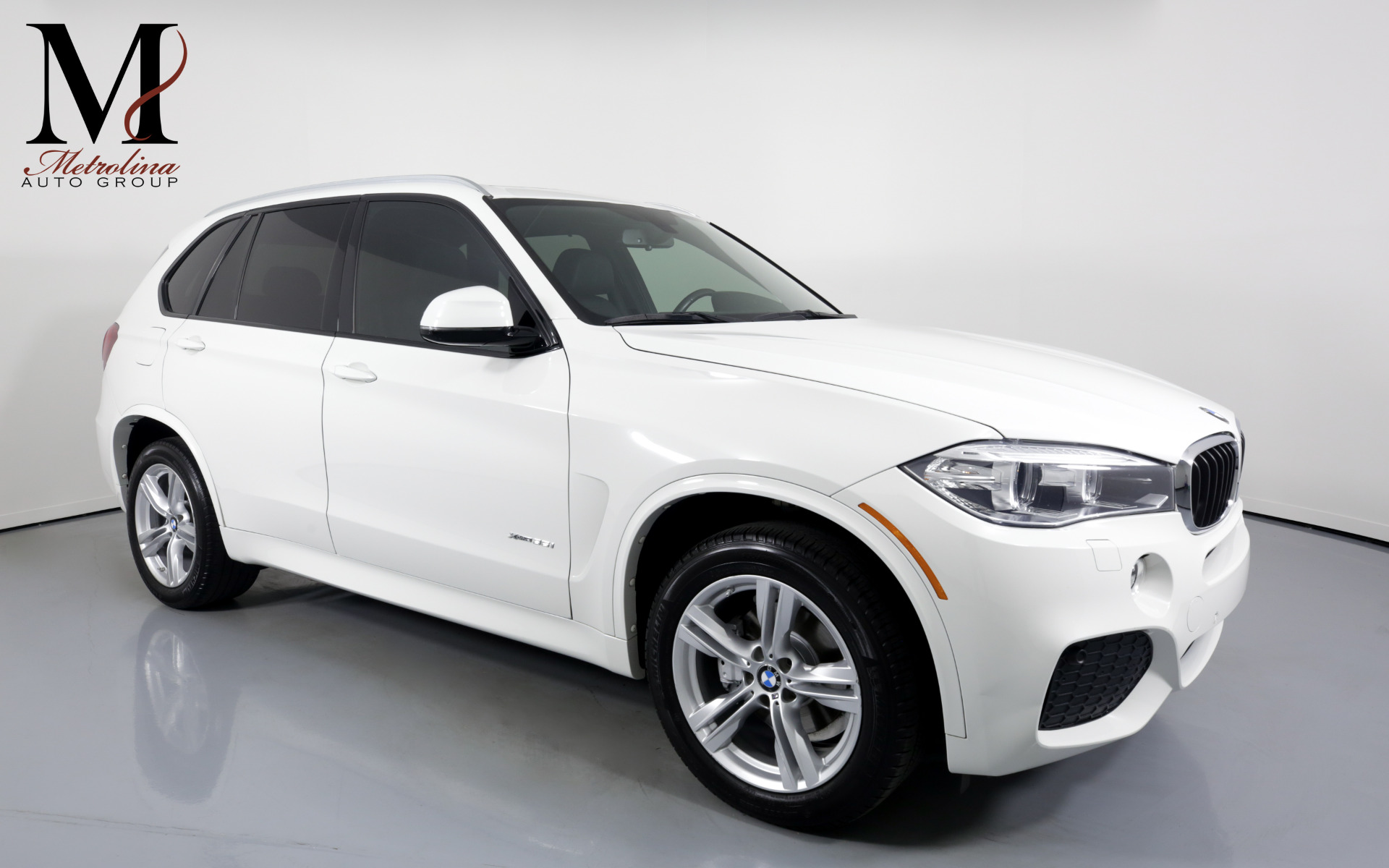 Used 2017 BMW X5 xDrive35i for sale $34,996 at Metrolina Auto Group in Charlotte NC 28217 - 1