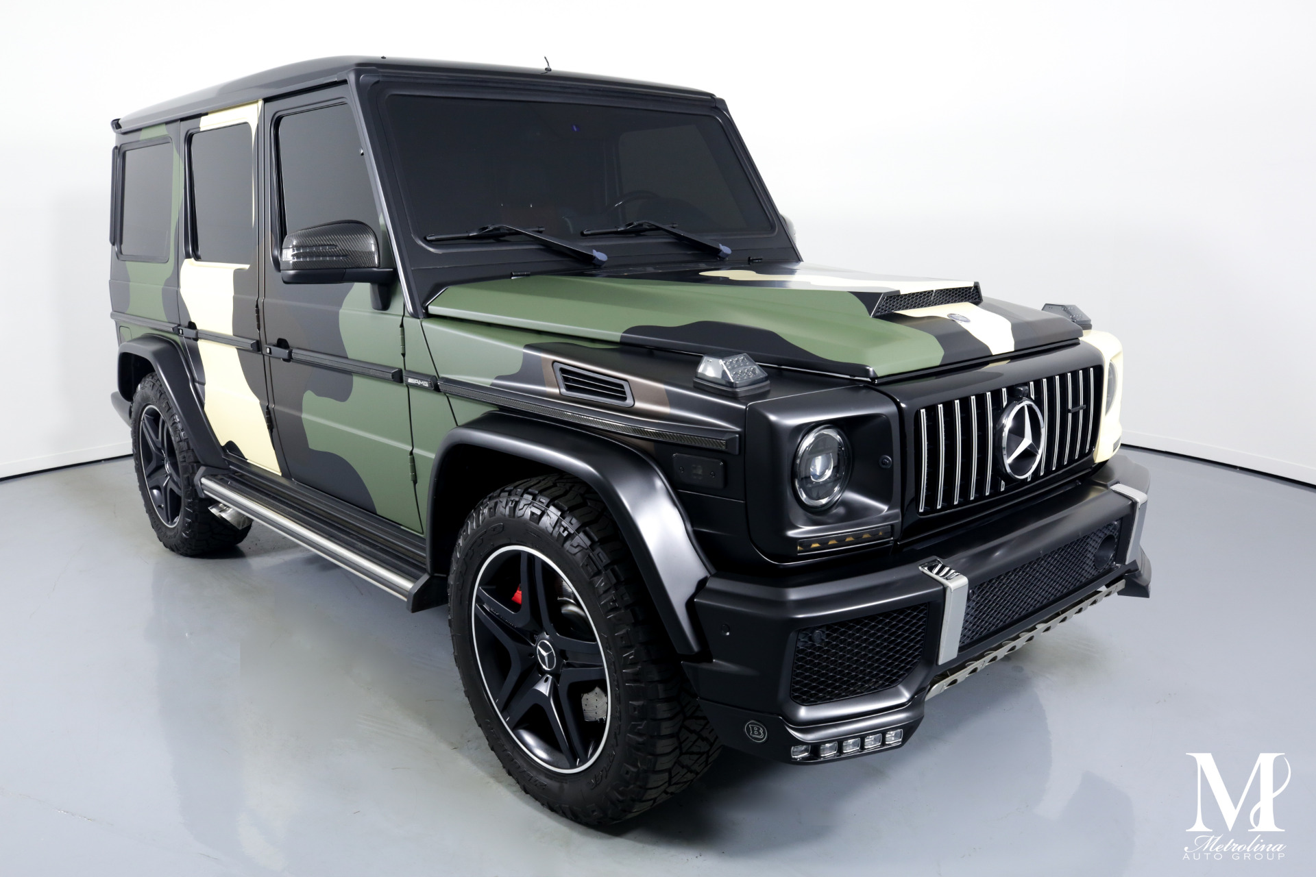 Used 2013 Mercedes-Benz G-Class G 63 AMG for sale $84,996 at Metrolina Auto Group in Charlotte NC 28217 - 2