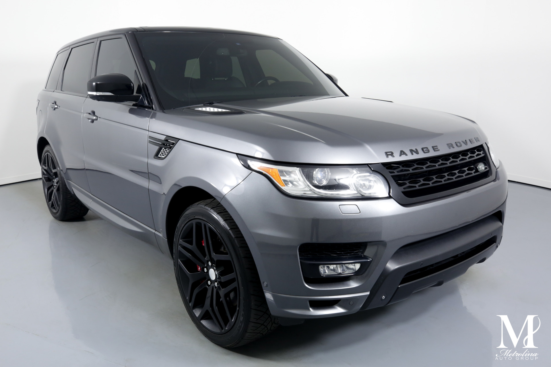 Used 2014 Land Rover Range Rover Sport Autobiography for sale Sold at Metrolina Auto Group in Charlotte NC 28217 - 2