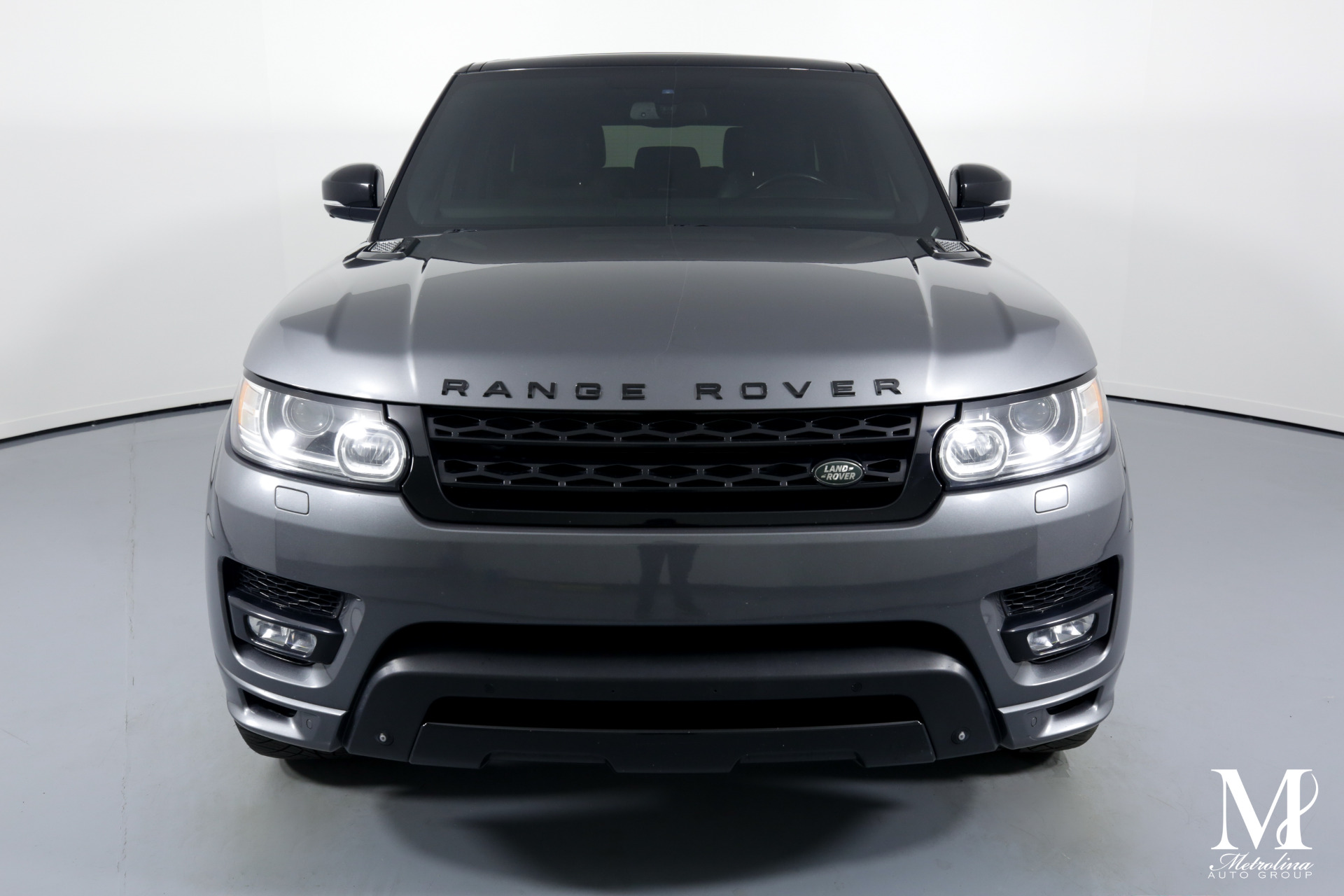 Used 2014 Land Rover Range Rover Sport Autobiography for sale Sold at Metrolina Auto Group in Charlotte NC 28217 - 3