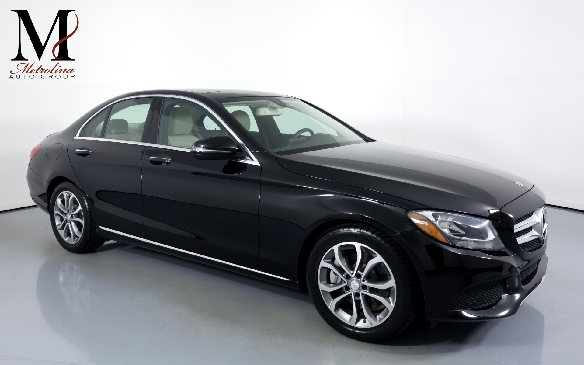 Used 2016 Mercedes-Benz C-Class C 300 for sale $23,456 at Metrolina Auto Group in Charlotte NC 28217 - 1