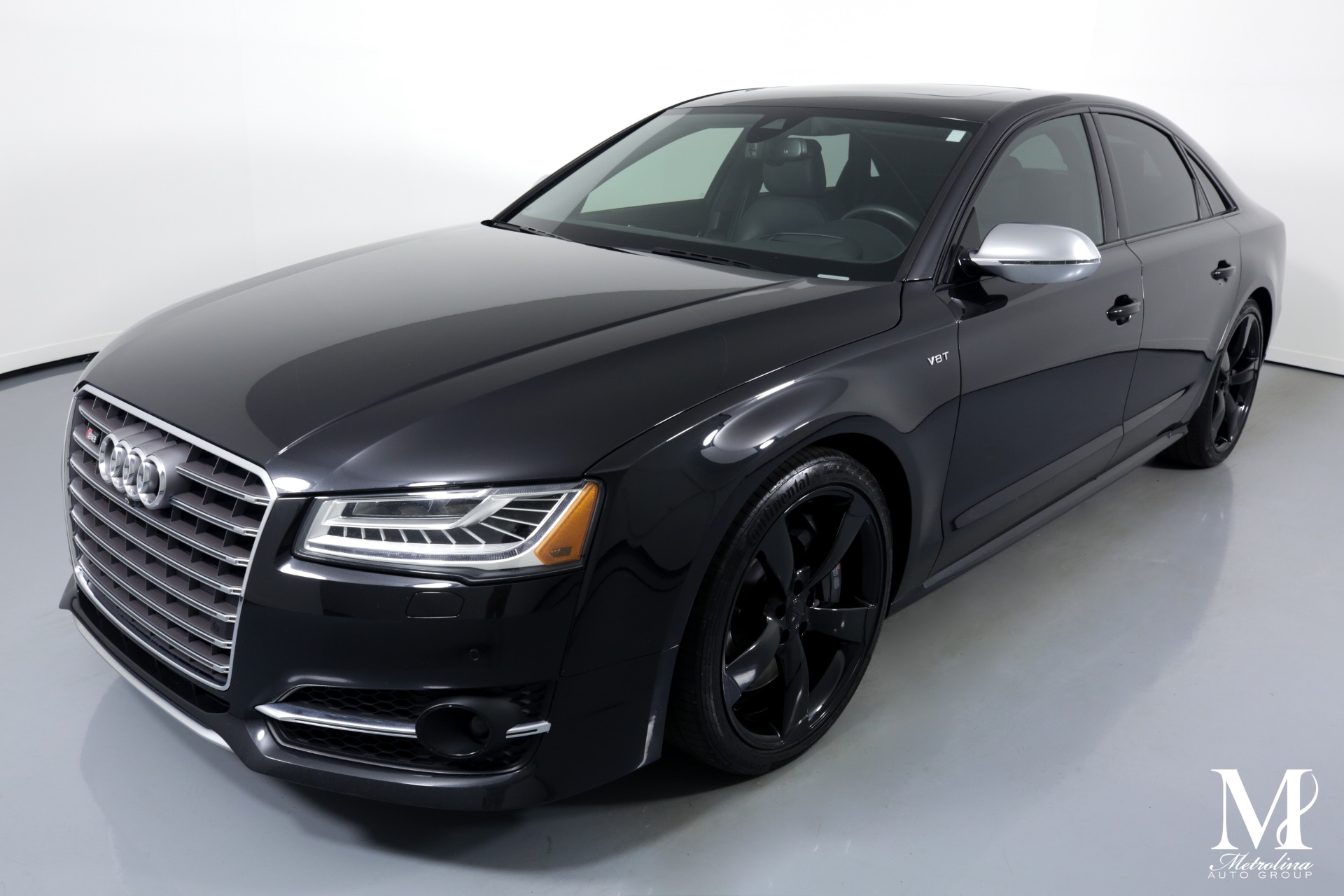 Used 2015 Audi S8 4.0T quattro for sale $39,996 at Metrolina Auto Group in Charlotte NC 28217 - 4