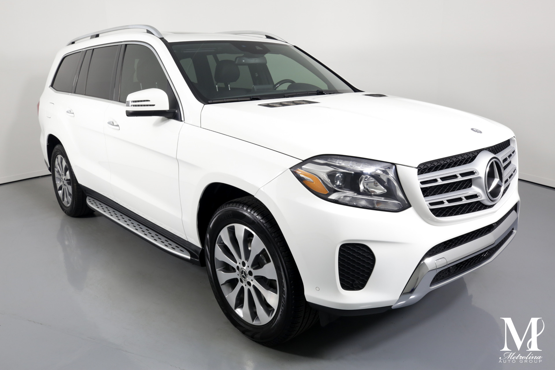 Used 2017 Mercedes-Benz GLS GLS 450 for sale Sold at Metrolina Auto Group in Charlotte NC 28217 - 2
