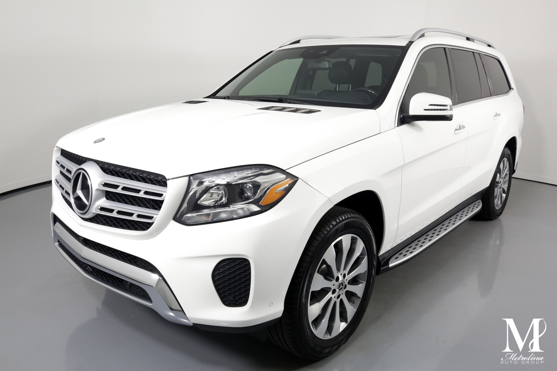 Used 2017 Mercedes-Benz GLS GLS 450 for sale Sold at Metrolina Auto Group in Charlotte NC 28217 - 4