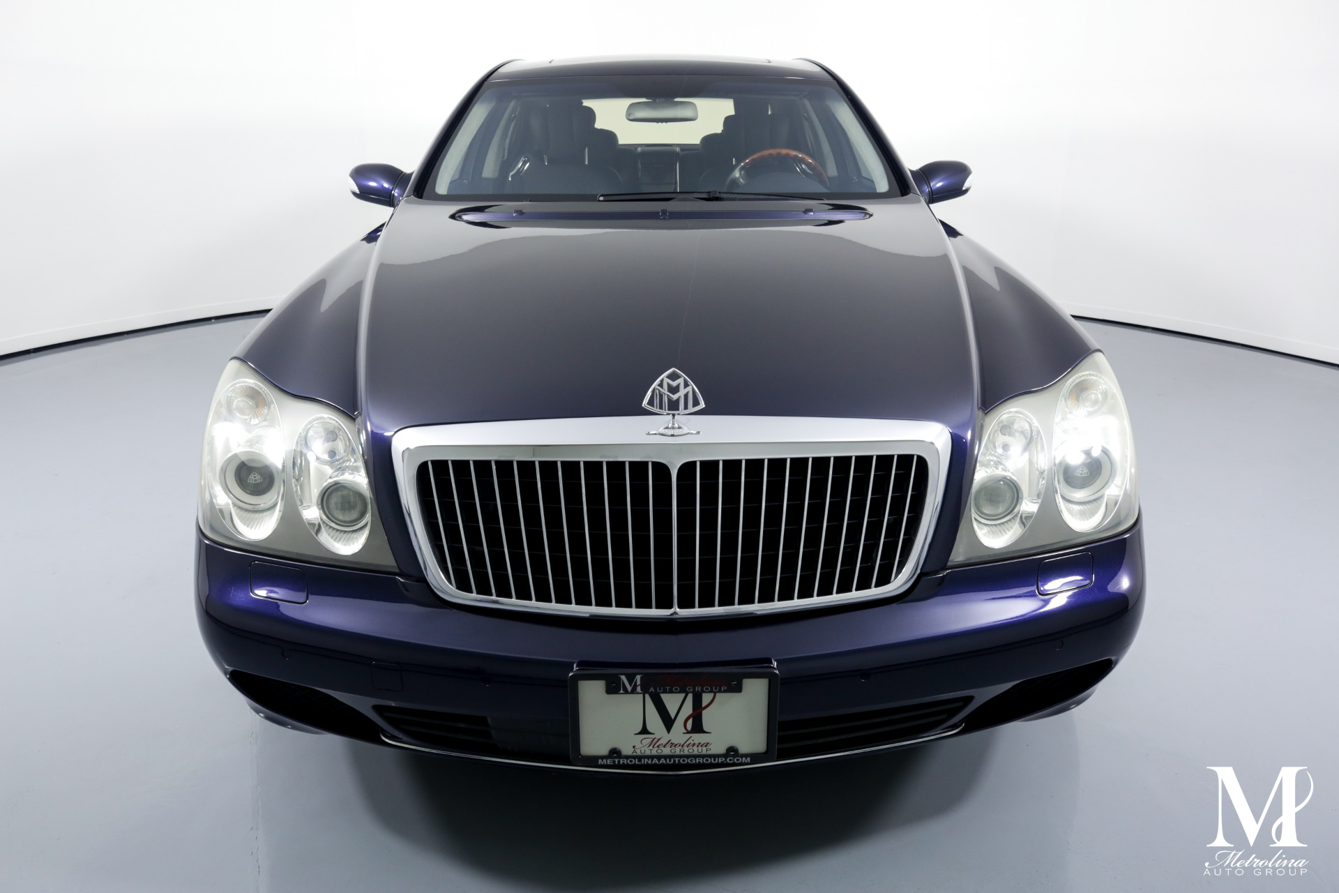 Used 2004 Maybach 57 for sale Sold at Metrolina Auto Group in Charlotte NC 28217 - 3