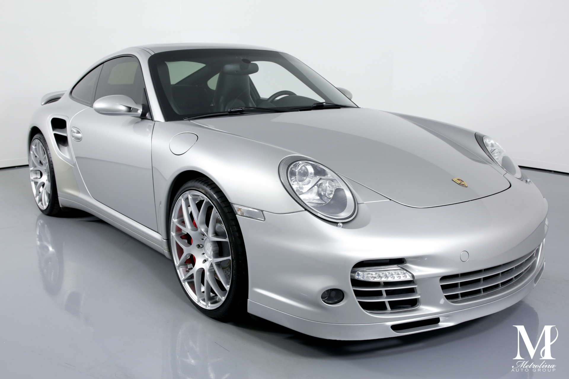 Used 2007 Porsche 911 Turbo for sale $74,996 at Metrolina Auto Group in Charlotte NC 28217 - 2