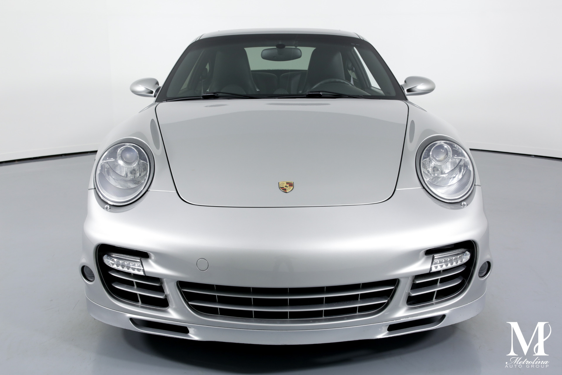 Used 2007 Porsche 911 Turbo for sale $74,996 at Metrolina Auto Group in Charlotte NC 28217 - 3