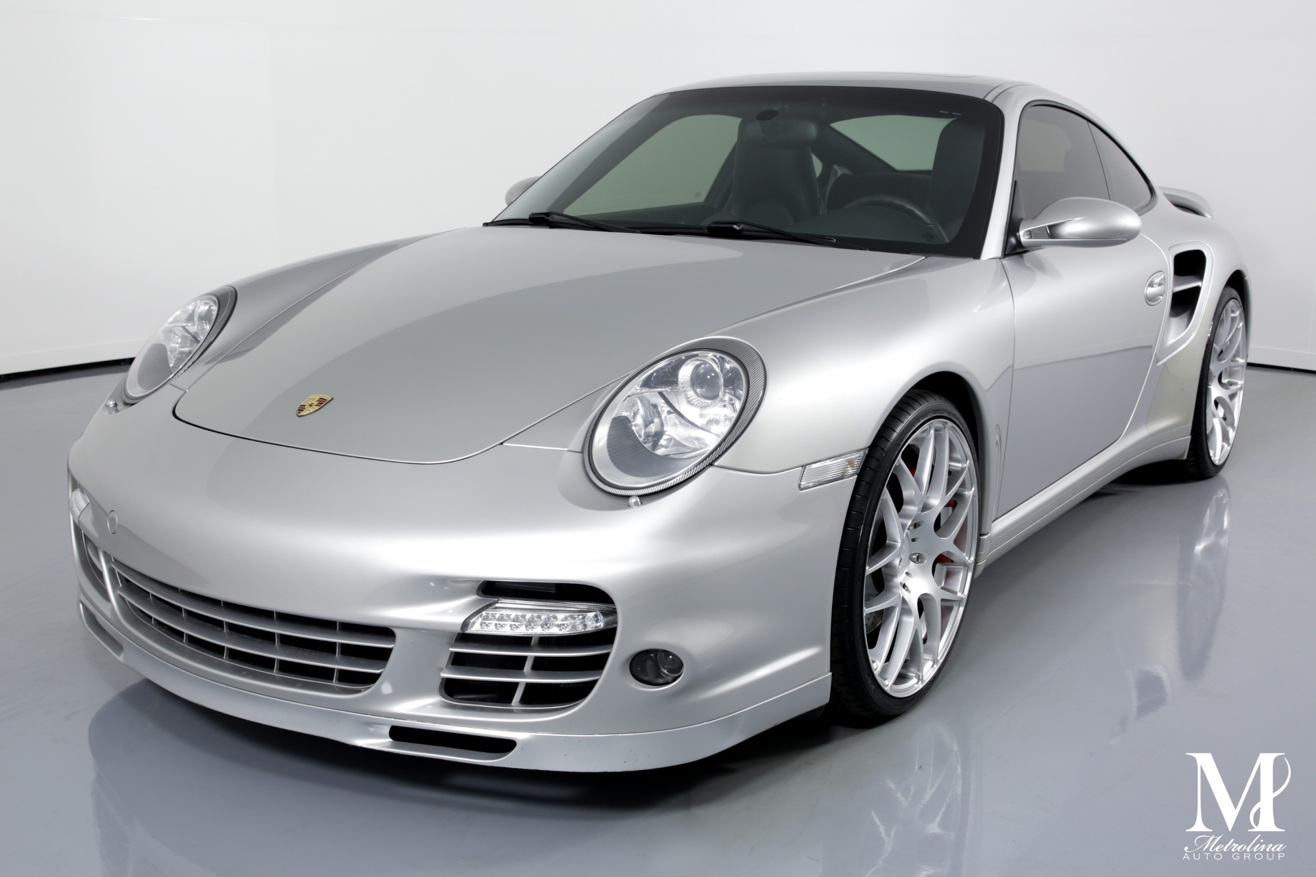 Used 2007 Porsche 911 Turbo for sale $74,996 at Metrolina Auto Group in Charlotte NC 28217 - 4
