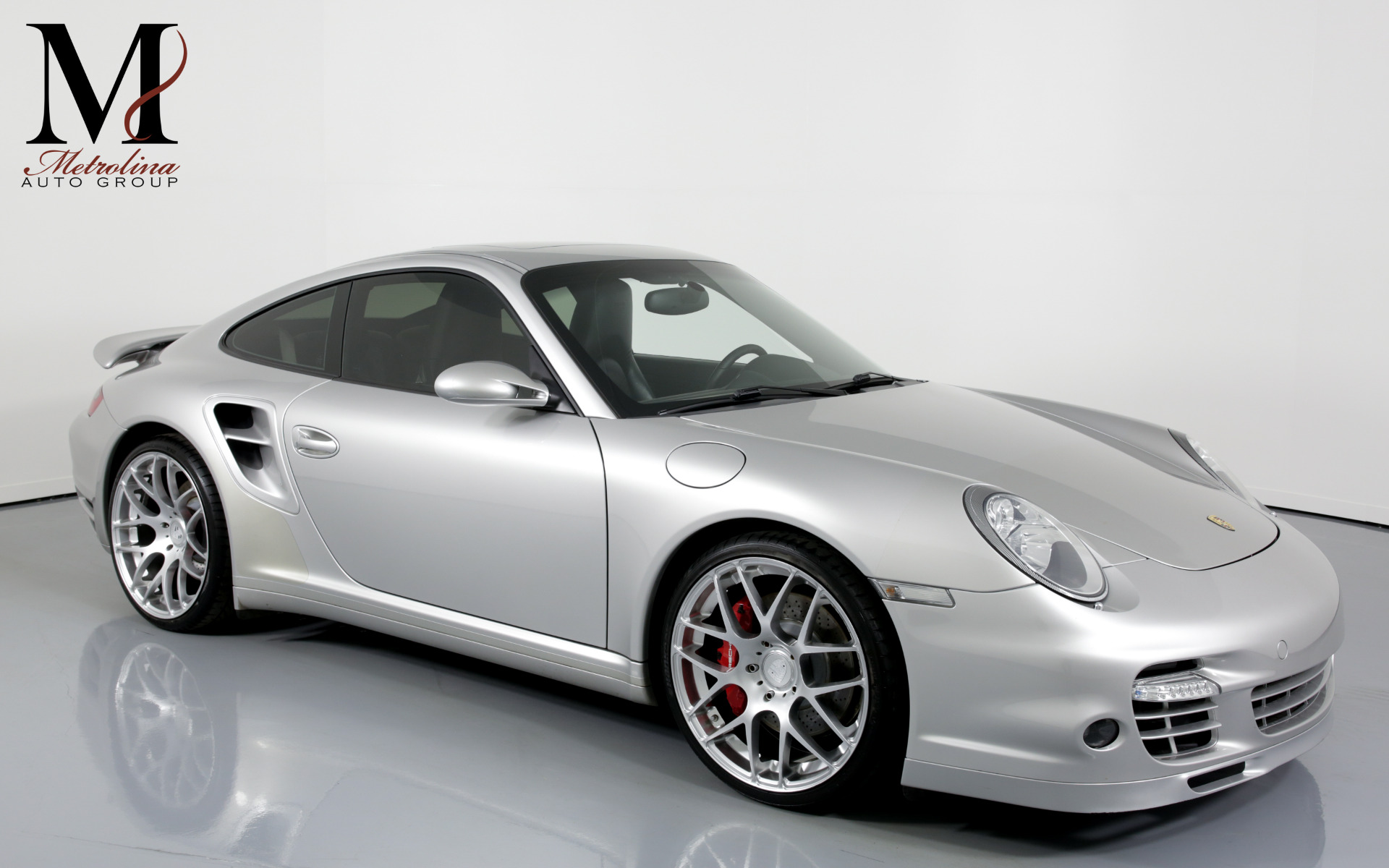 Used 2007 Porsche 911 Turbo for sale $74,996 at Metrolina Auto Group in Charlotte NC 28217 - 1