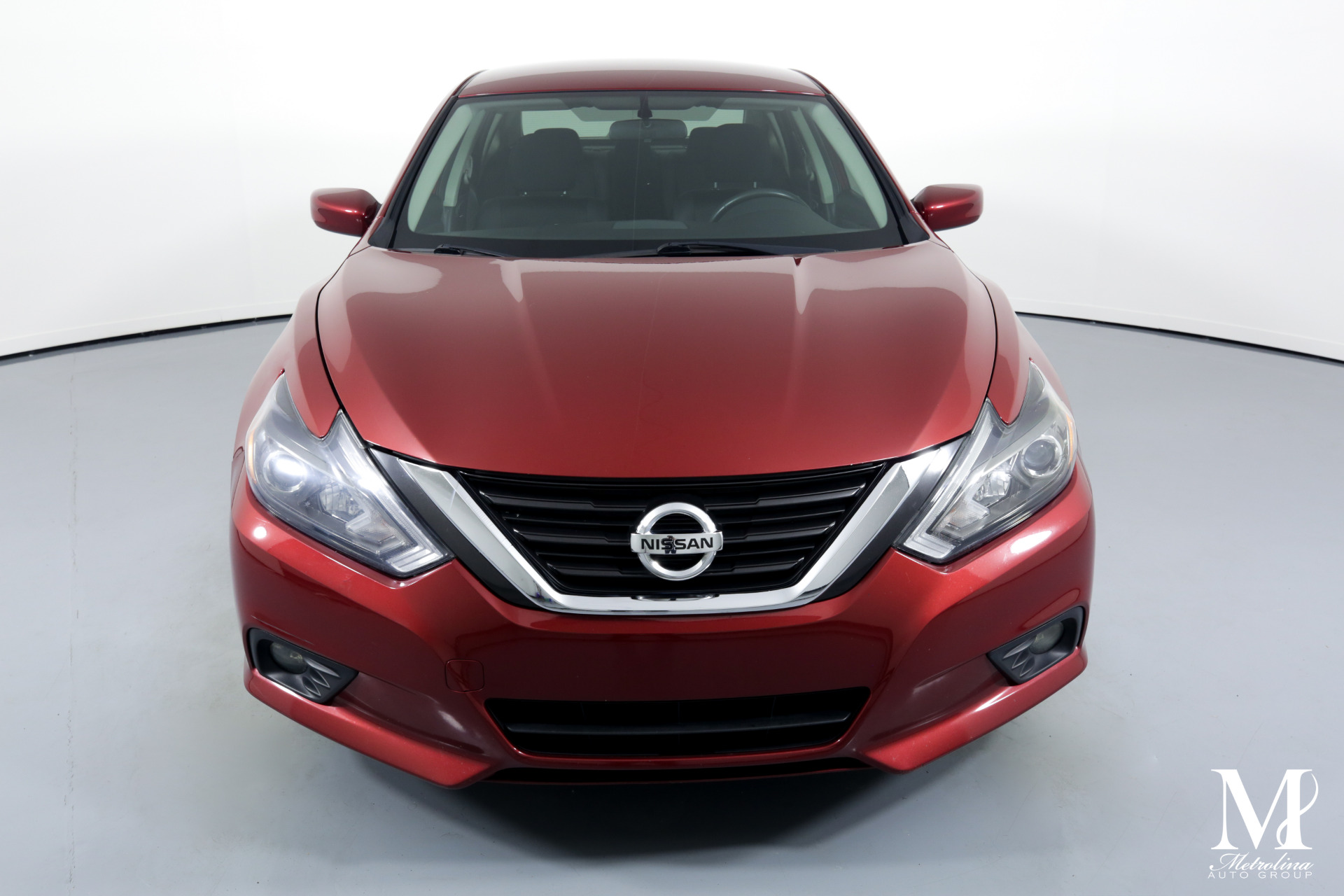 Used 2016 Nissan Altima 2.5 SR for sale $11,996 at Metrolina Auto Group in Charlotte NC 28217 - 3